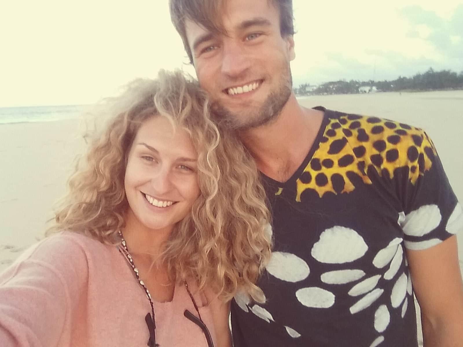 Anastasia & Alexander from London, United Kingdom