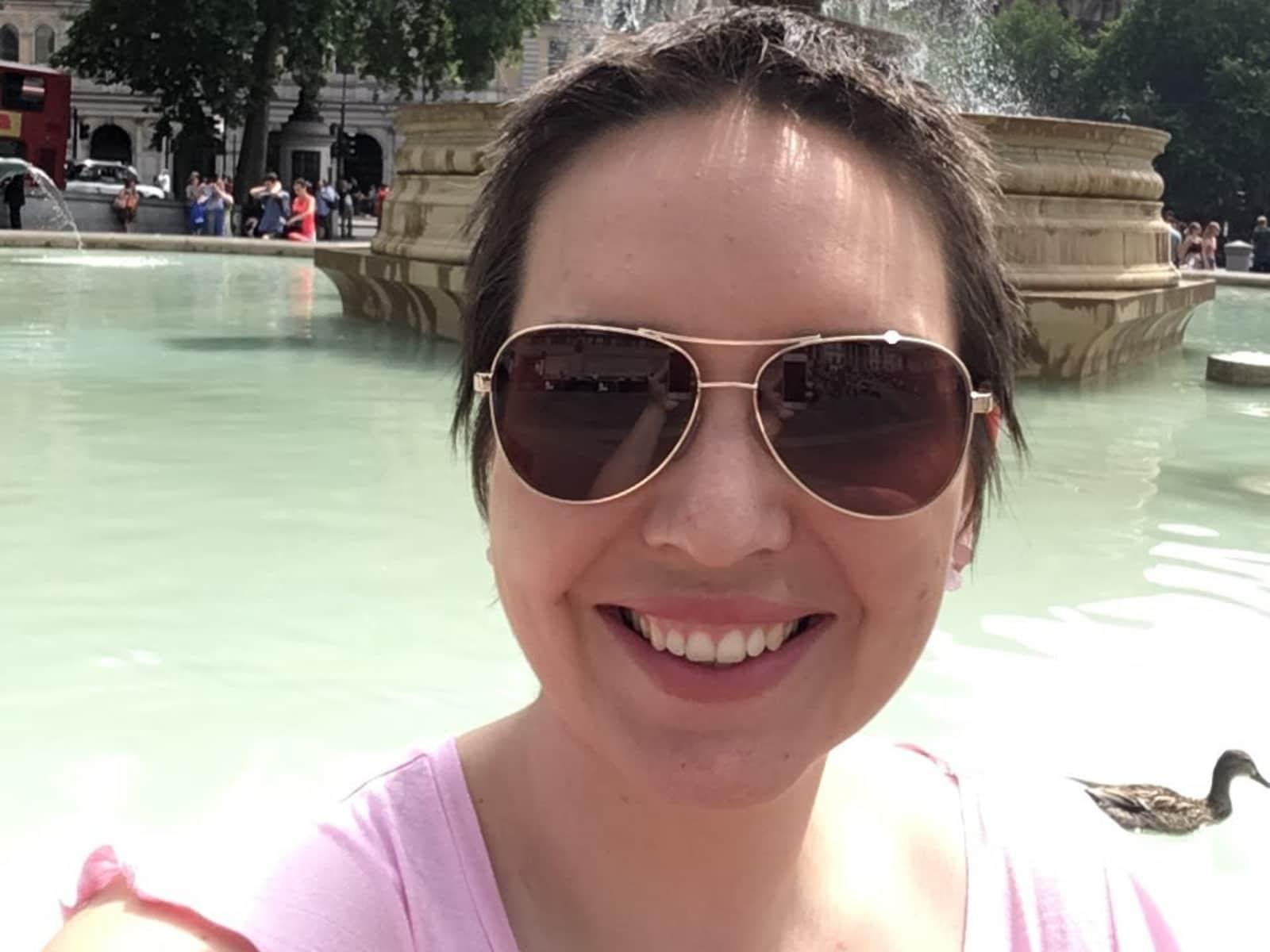 Helen from Canberra, Australian Capital Territory, Australia