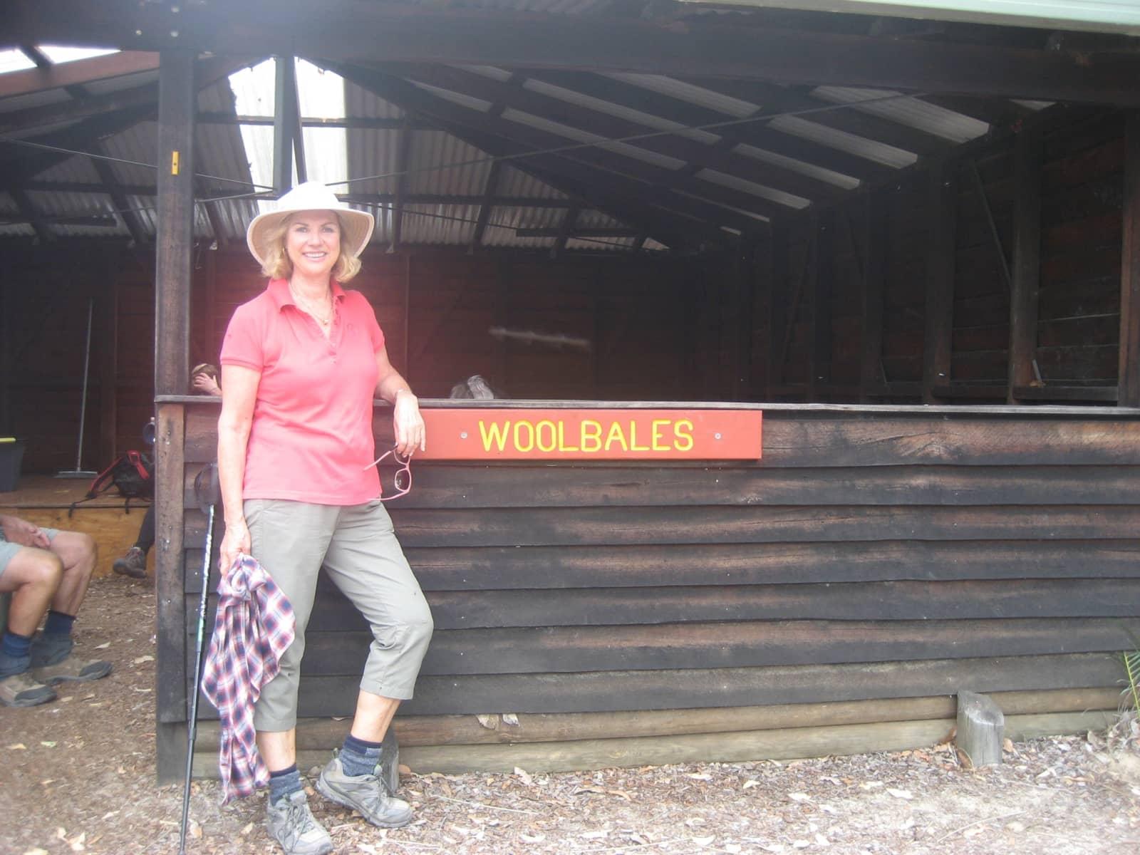 Barbara from Perth, Western Australia, Australia