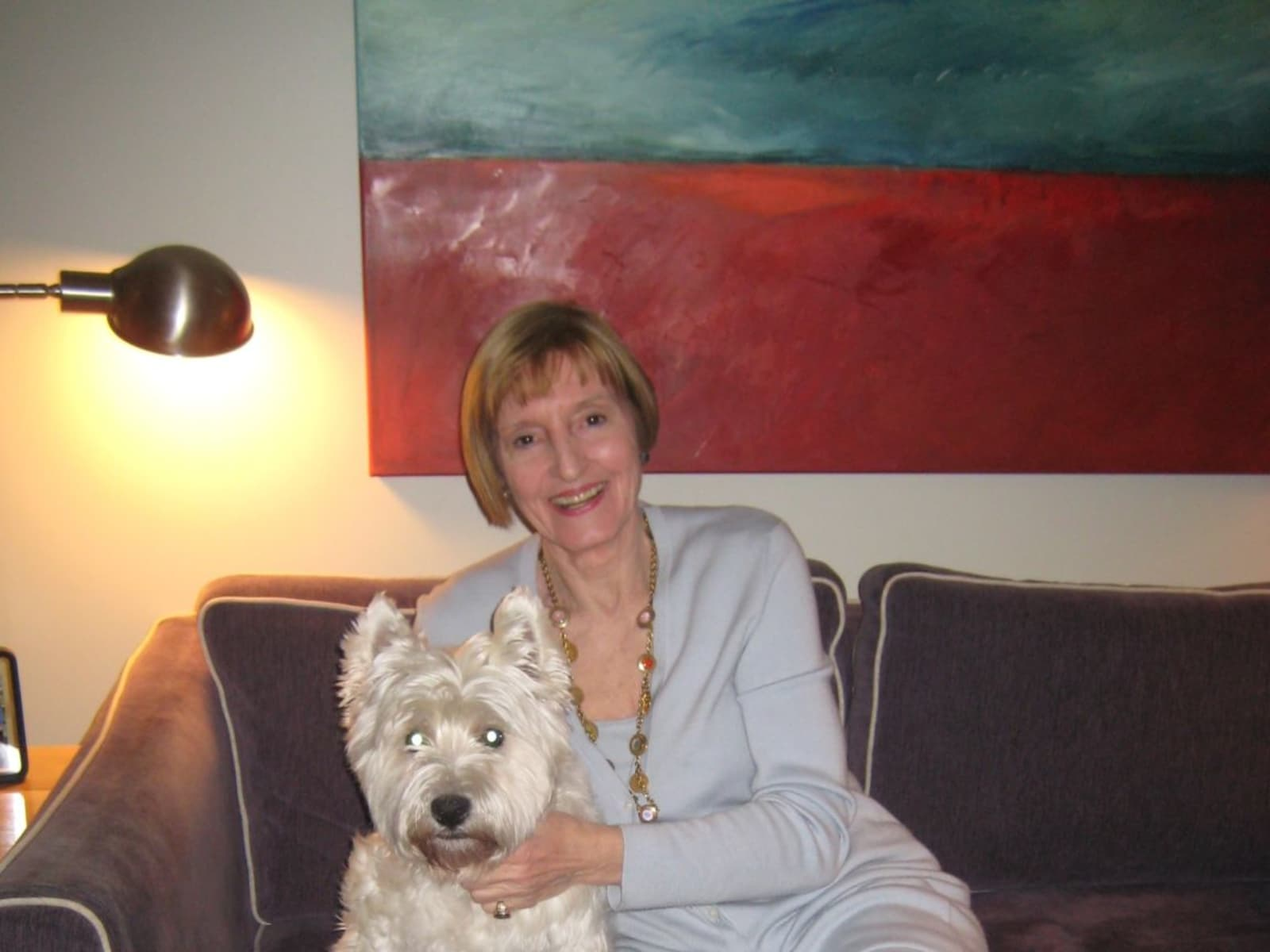 Claudine from Toronto, Ontario, Canada