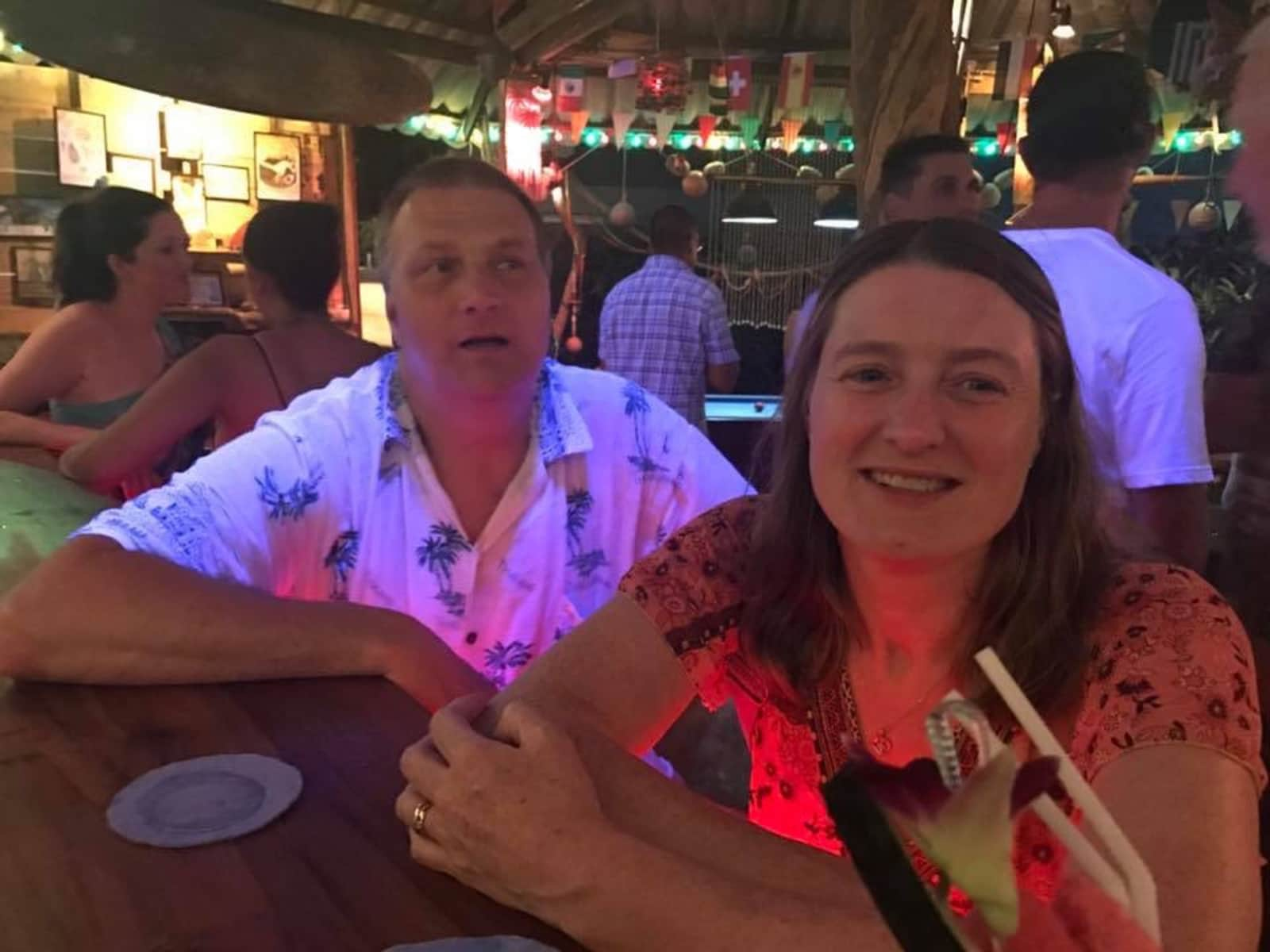 Dawn & Andrew from West Molesey, United Kingdom