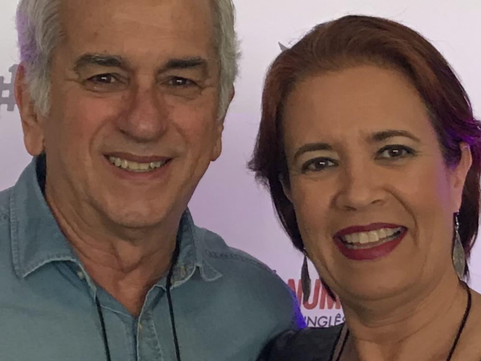 Fatima & Marco antonio from Belo Horizonte, Brazil