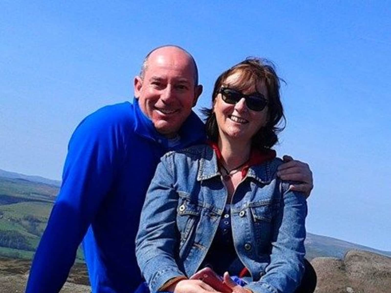 Jill & Brian from Guildford, United Kingdom