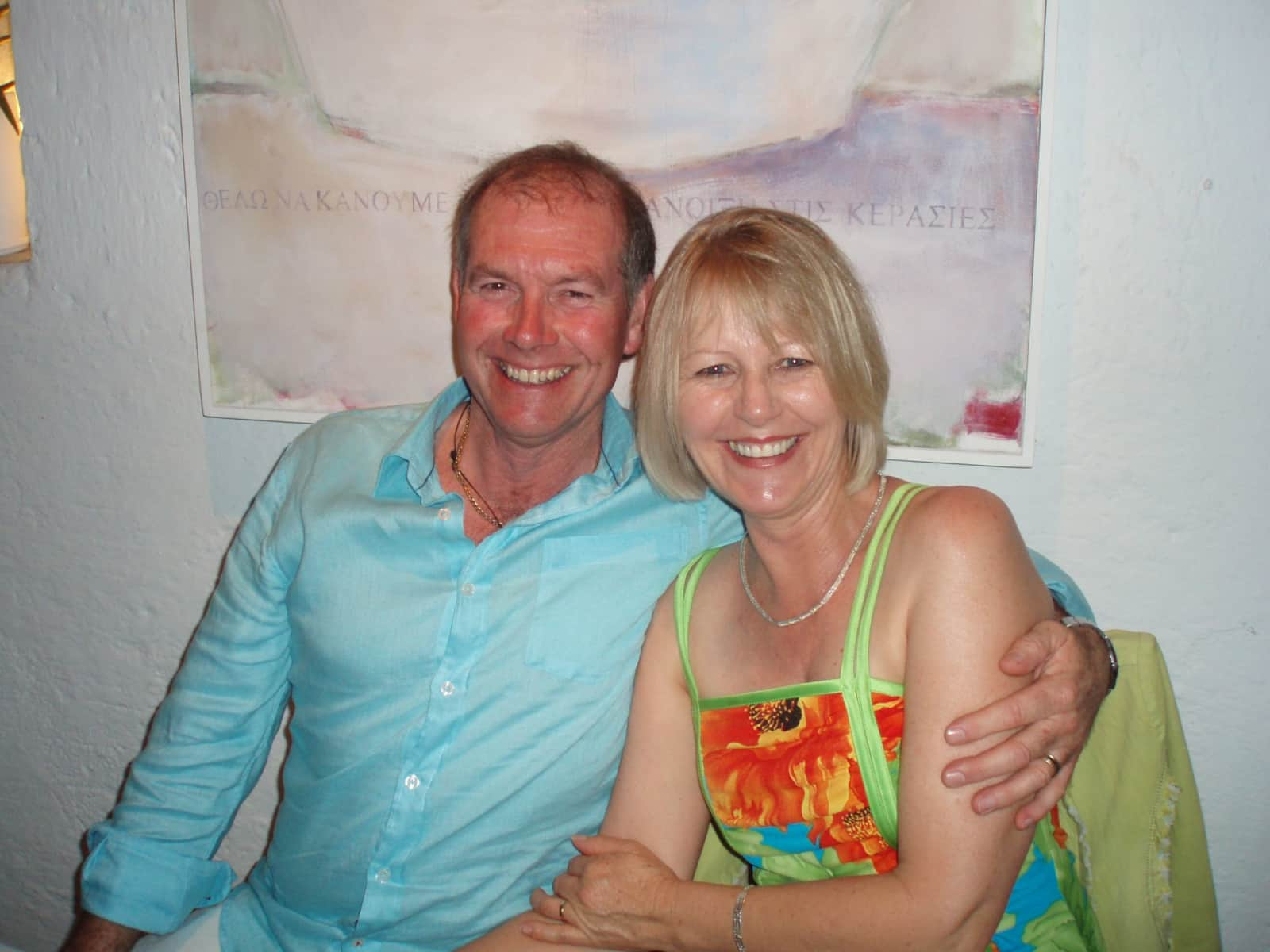 Sandy & Alan from Gold Coast, Queensland, Australia