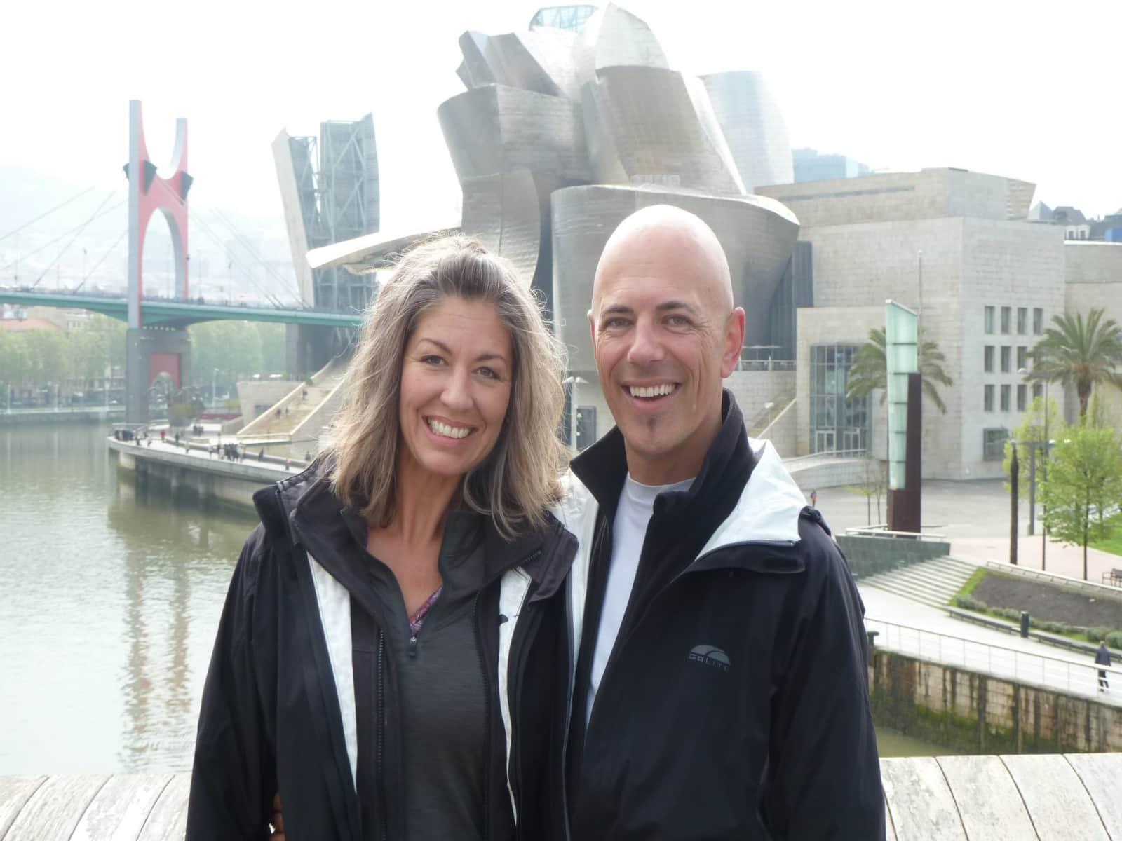 Audra & Greg from Bellevue, Washington, United States