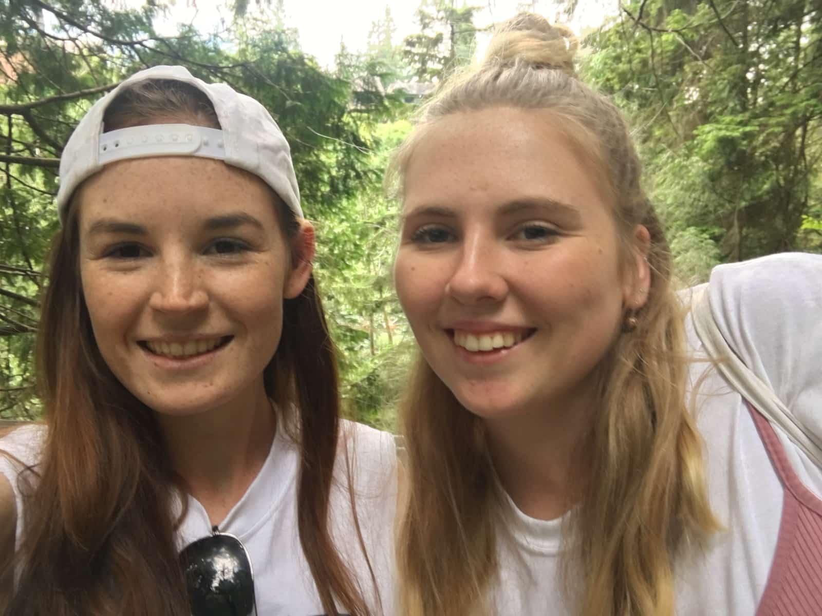 Laura & Kristyn from Brisbane, Queensland, Australia