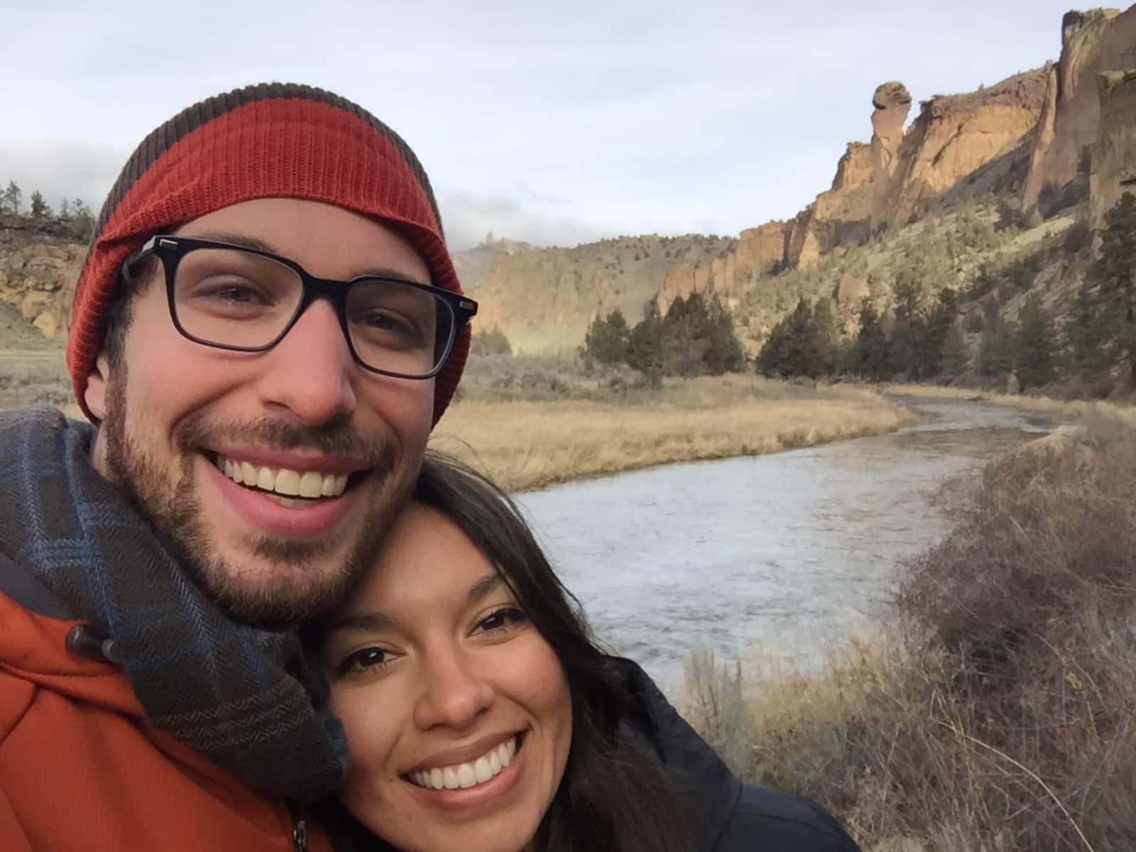 Eric and ericka & Ericka from Bend, Oregon, United States