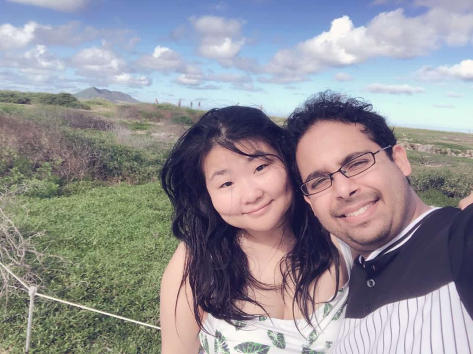 Yi & Mohammed from San Francisco, California, United States