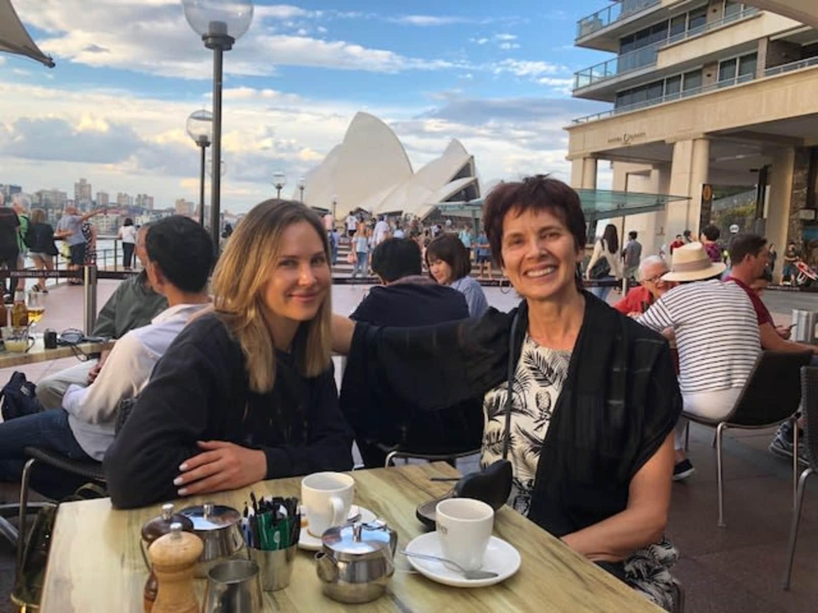 Brenda from Sydney, New South Wales, Australia