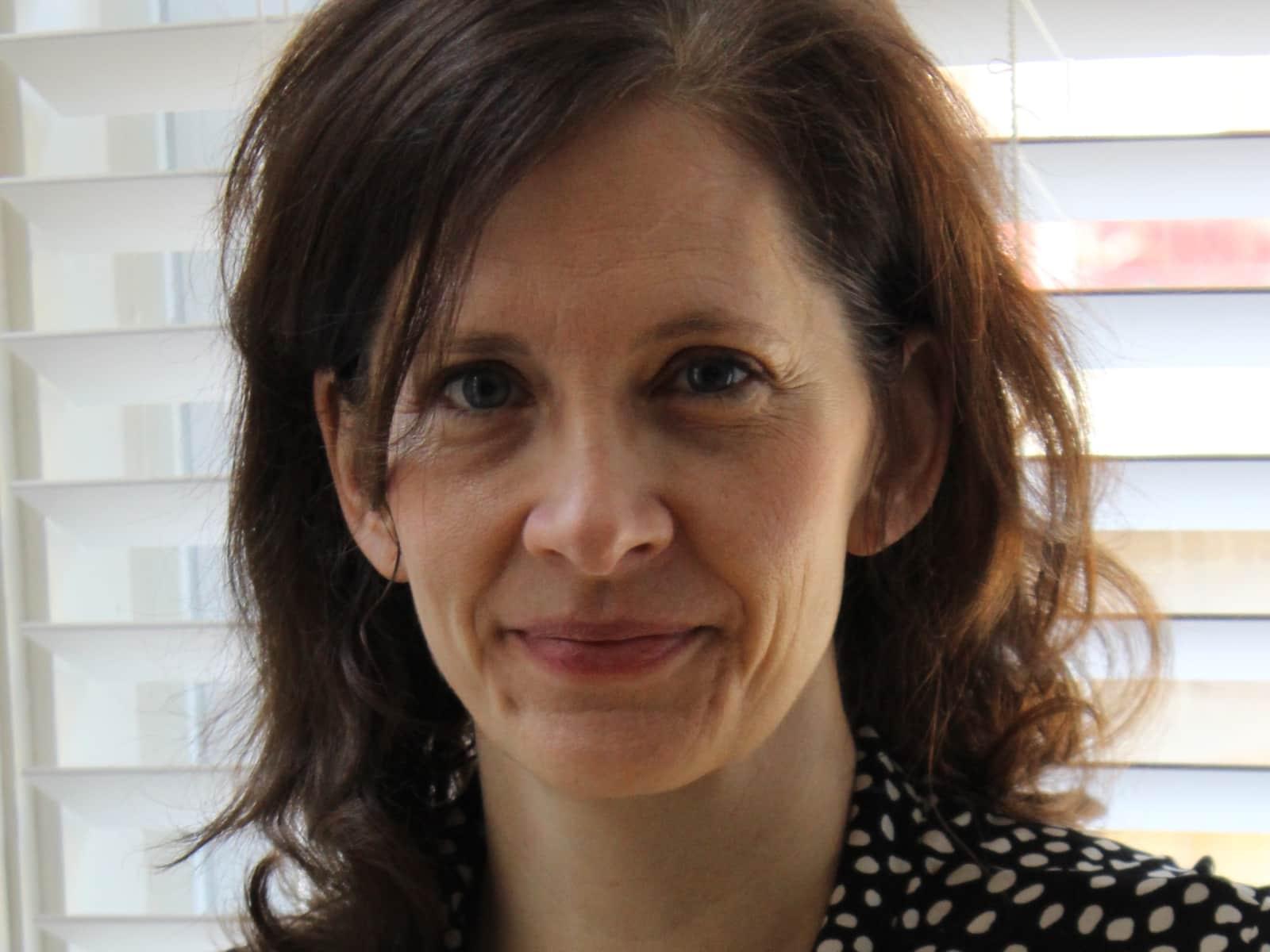 Joanne from Toronto, Ontario, Canada