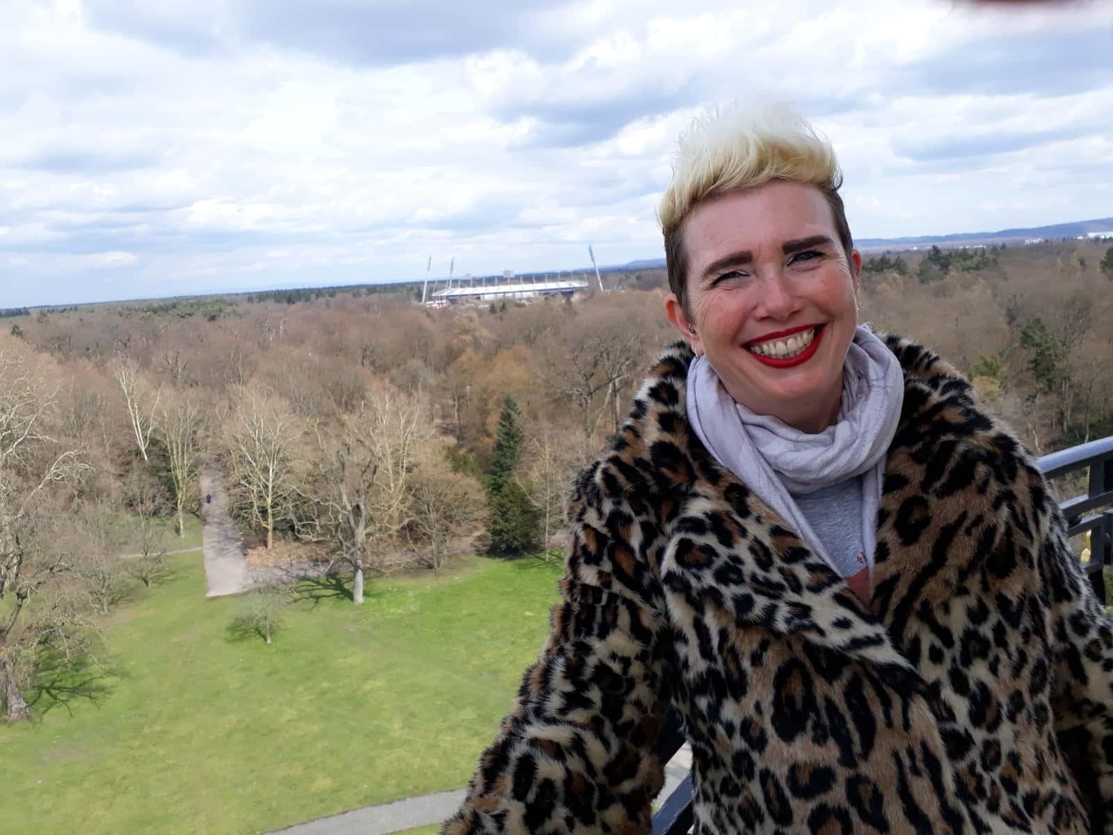 Carolyn from London, United Kingdom