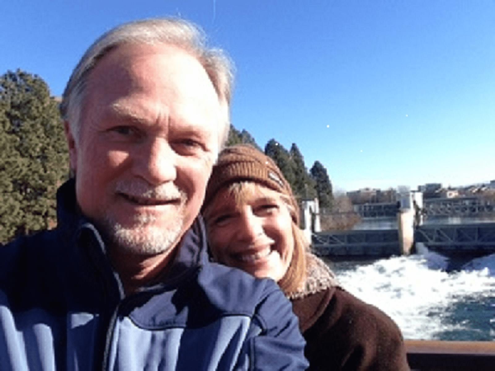 Gigi & Stuart from Calgary, Alberta, Canada