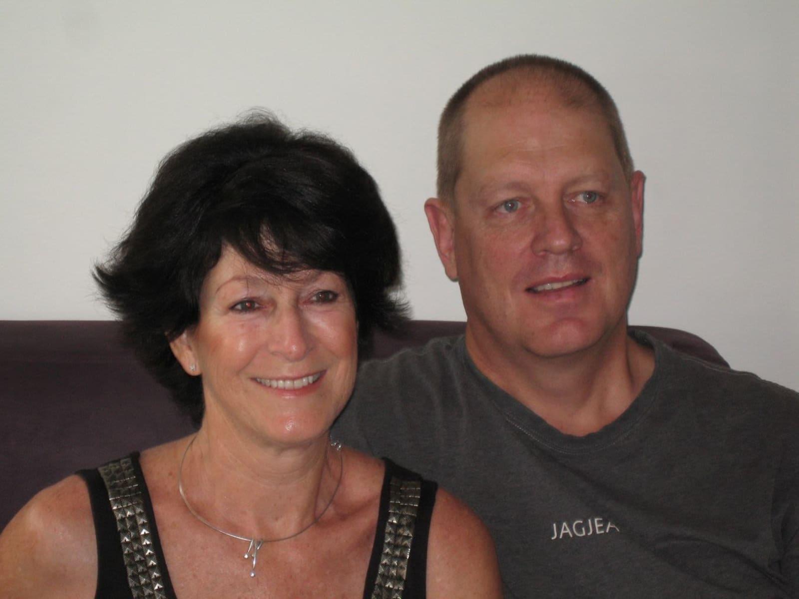 Bronwyn & Wayne from Brisbane, Queensland, Australia