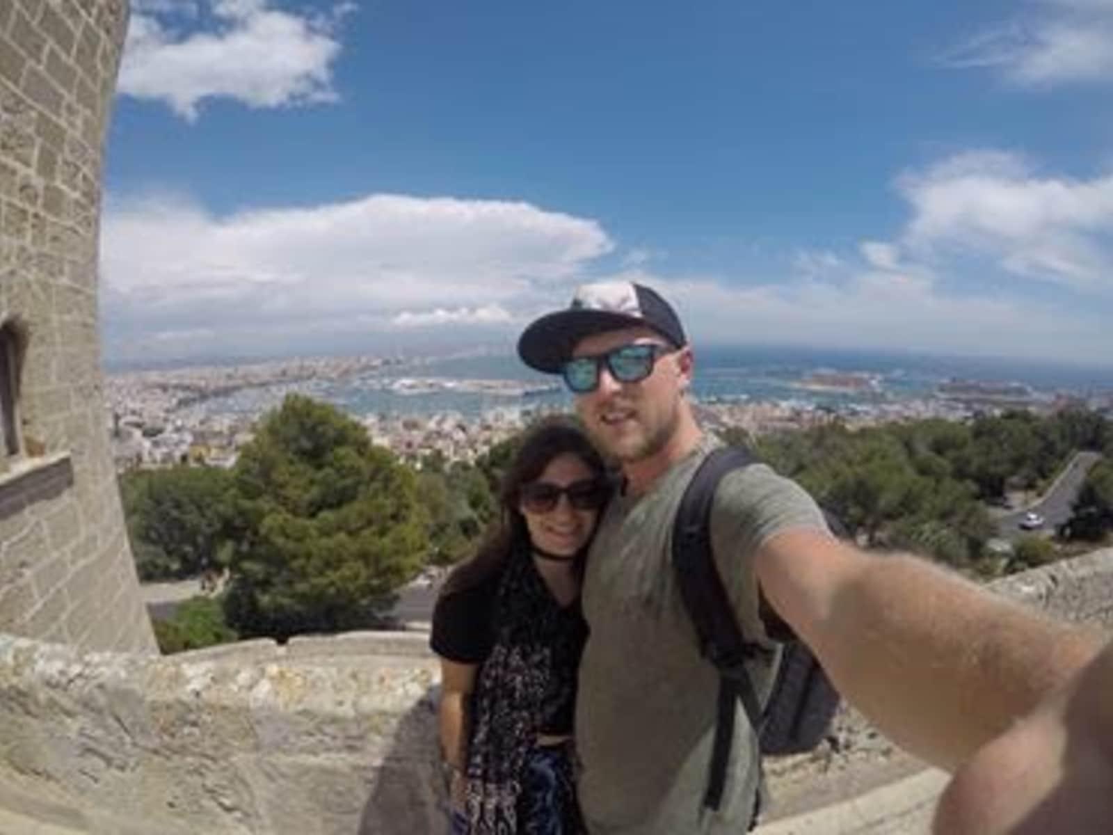 Phillip & Jennifer from Brisbane, Queensland, Australia