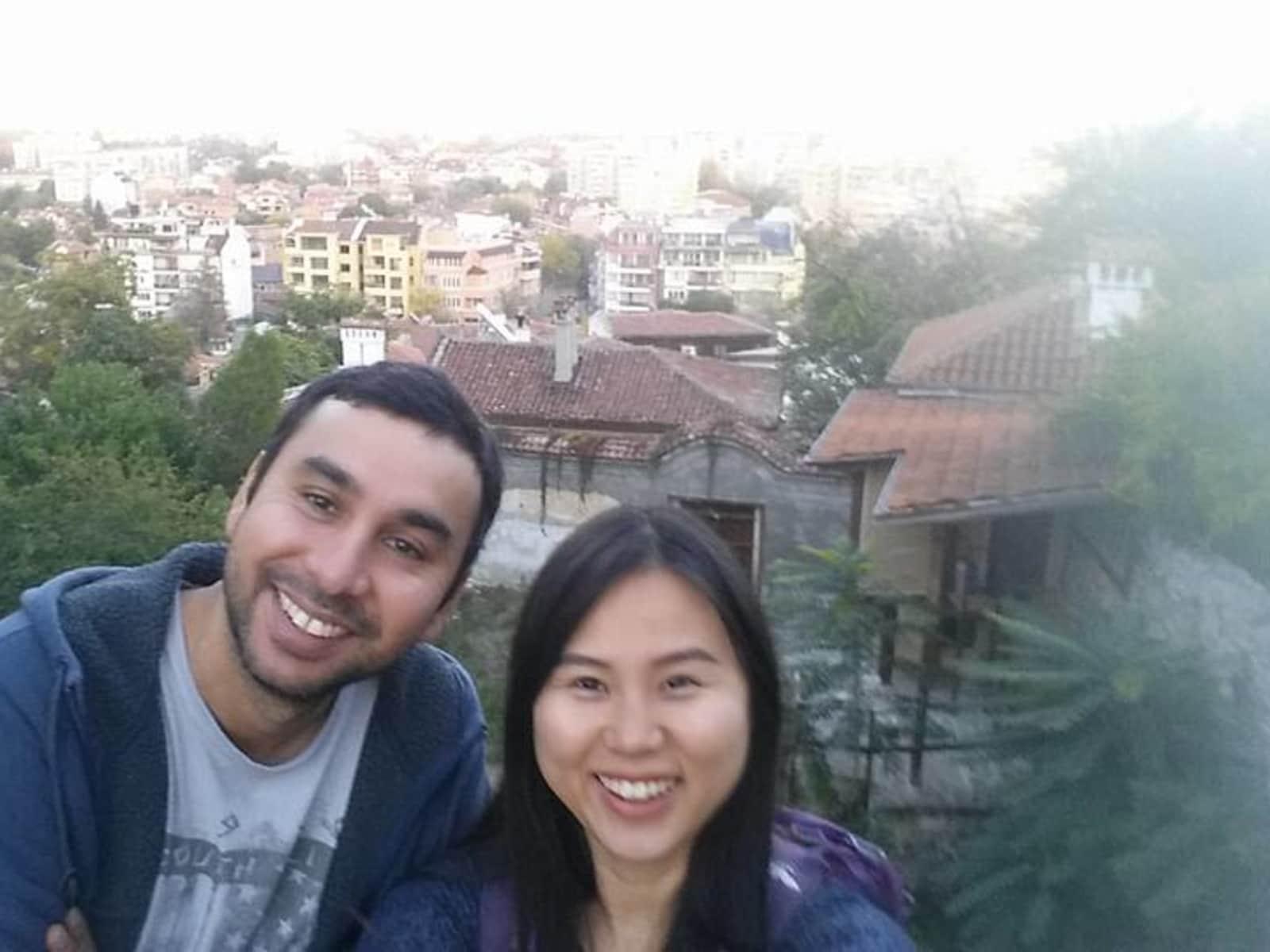 Cristian & Jo from Toronto, Ontario, Canada