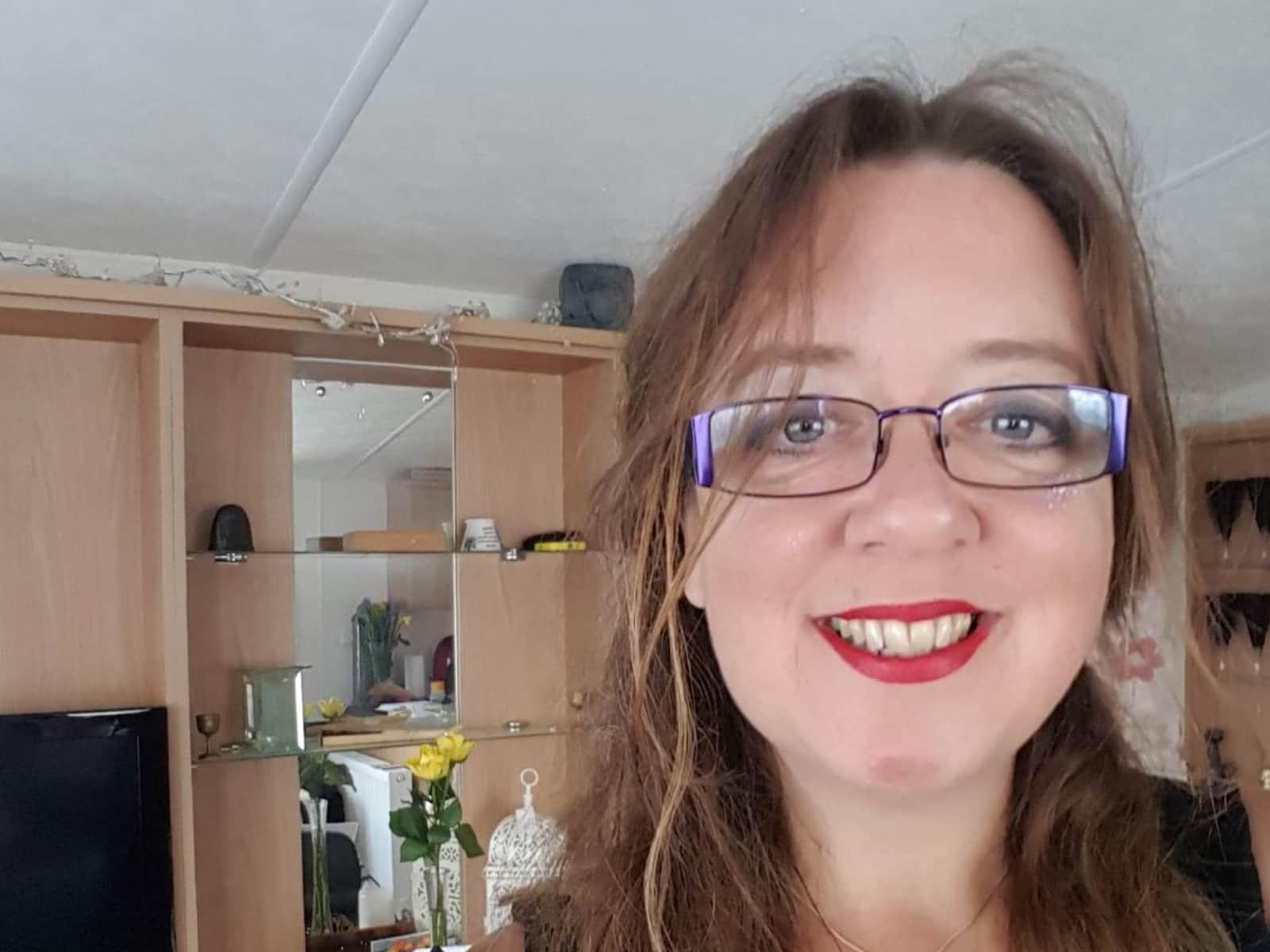 Sandra from Warsash, United Kingdom