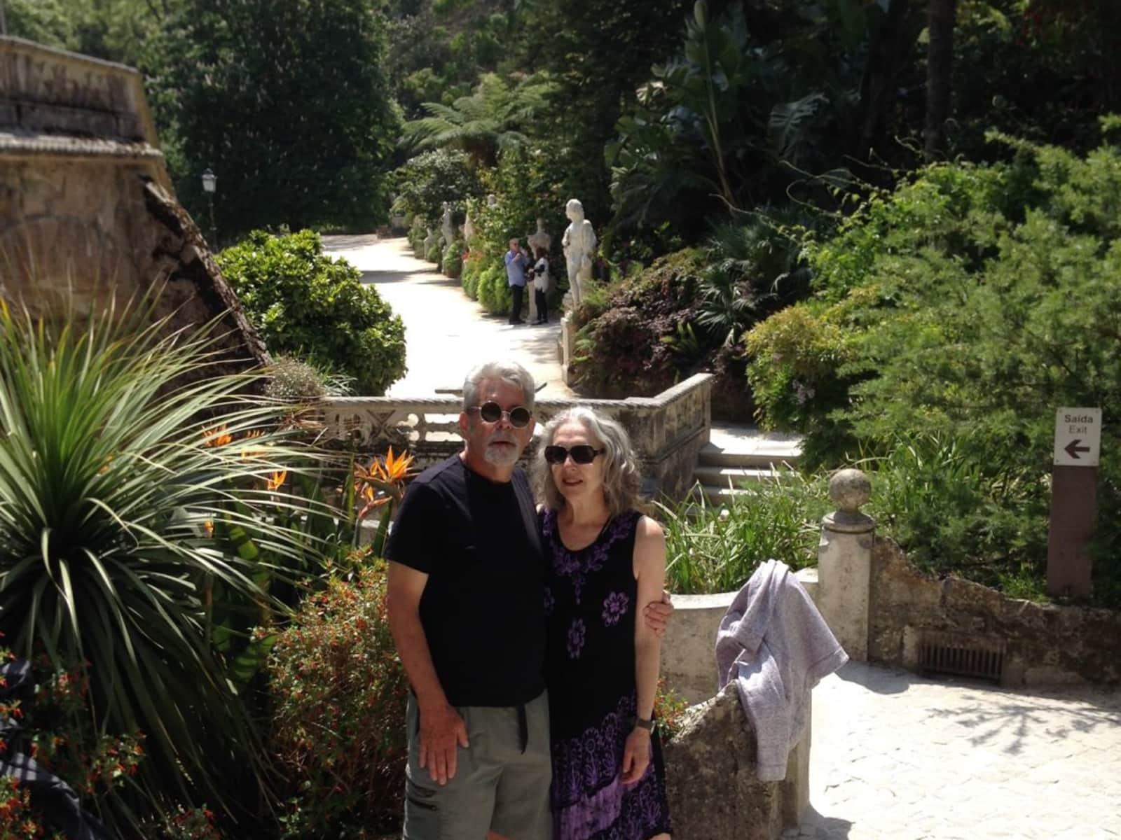 Edna & Todd from Hillsborough, North Carolina, United States