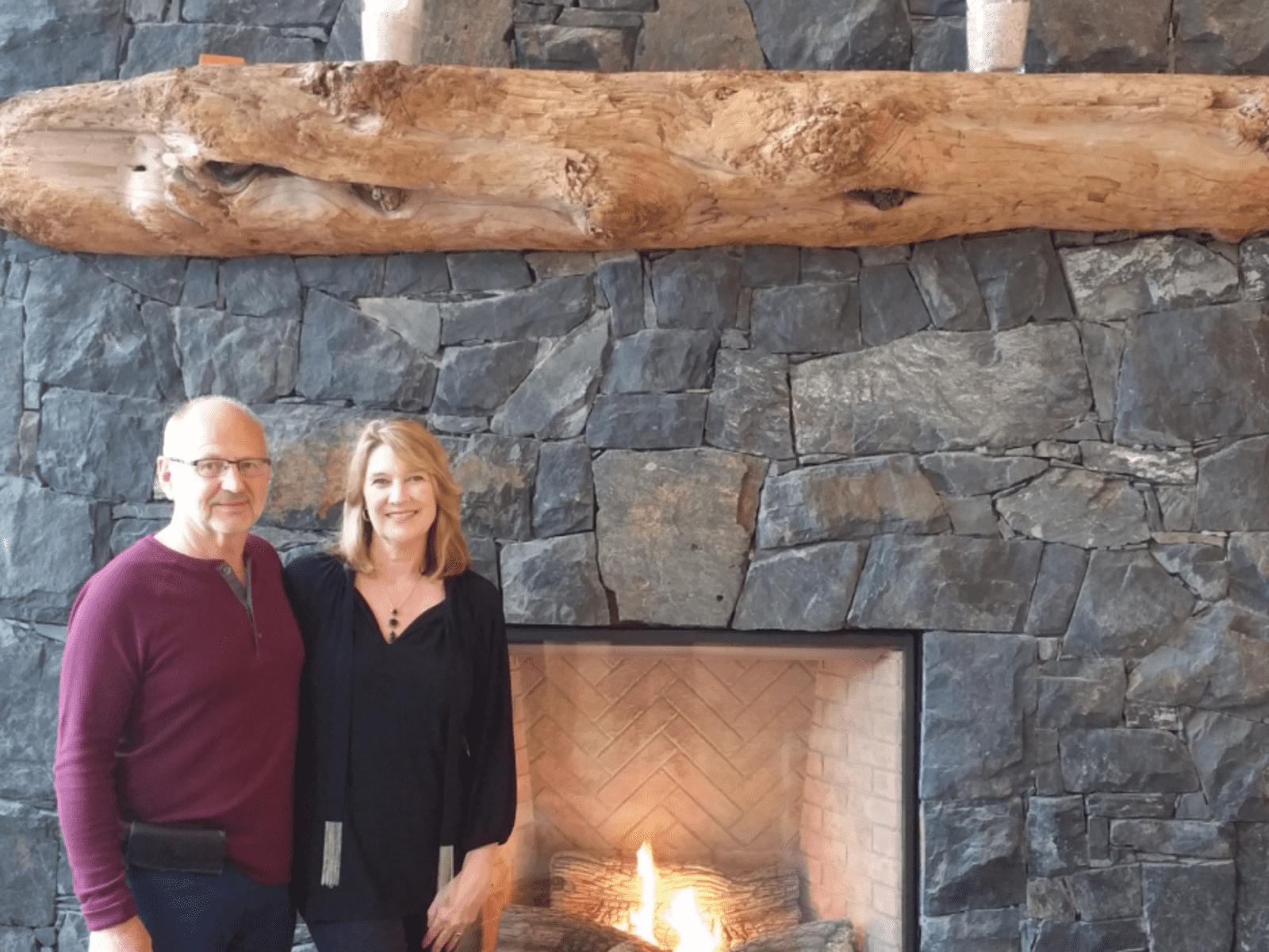 Laureen & Dan from Newmarket, Ontario, Canada