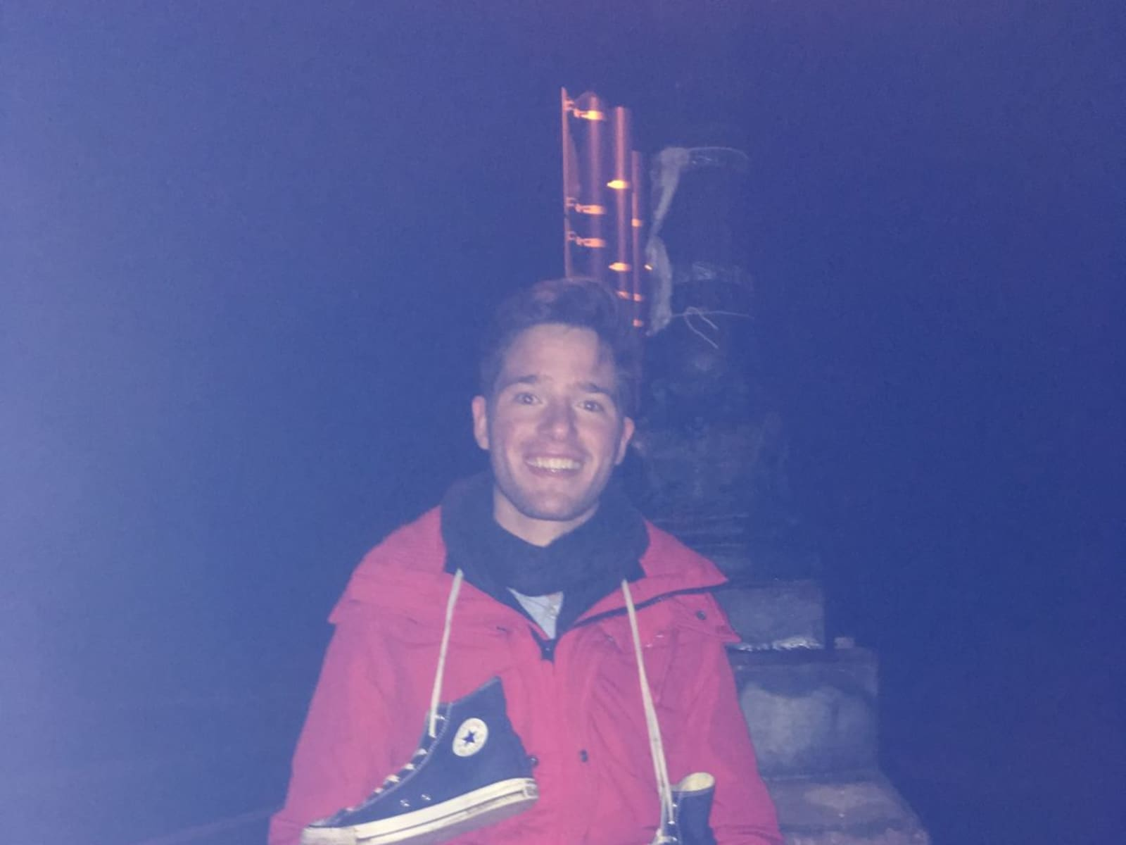 Johannes from Haverfordwest, United Kingdom