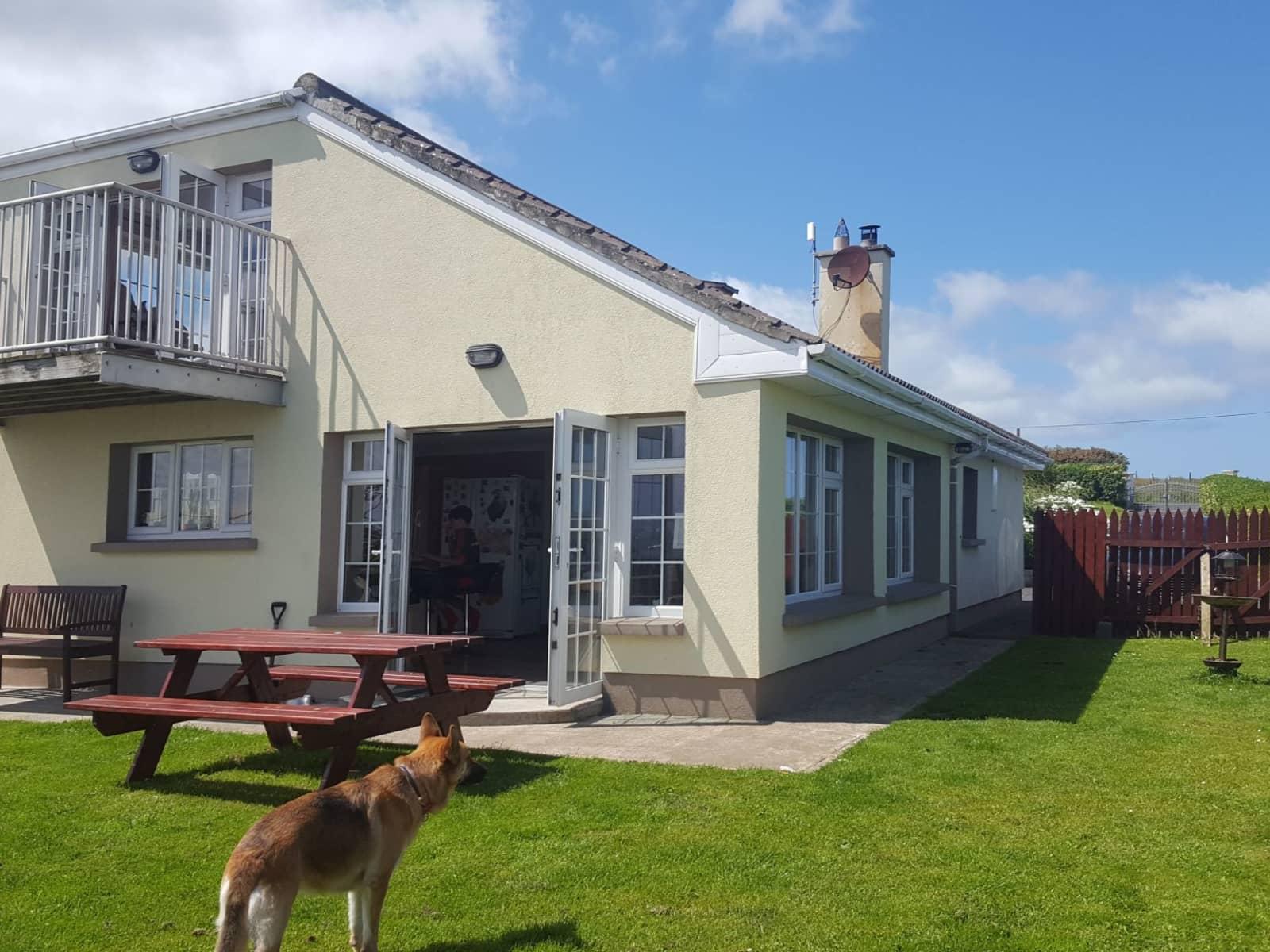 Housesitting assignment in Killala, Ireland