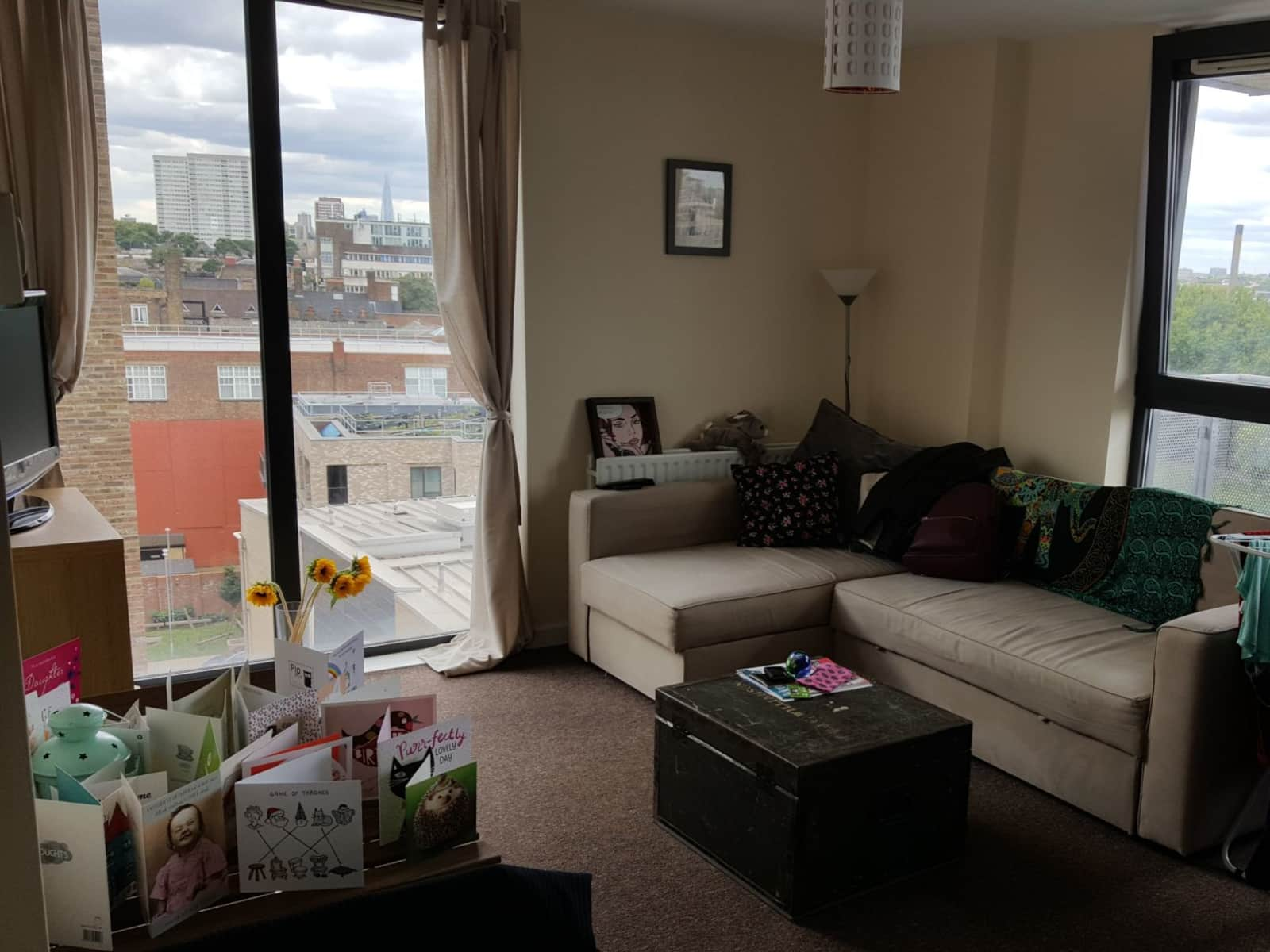 Housesitting assignment in Bow, United Kingdom