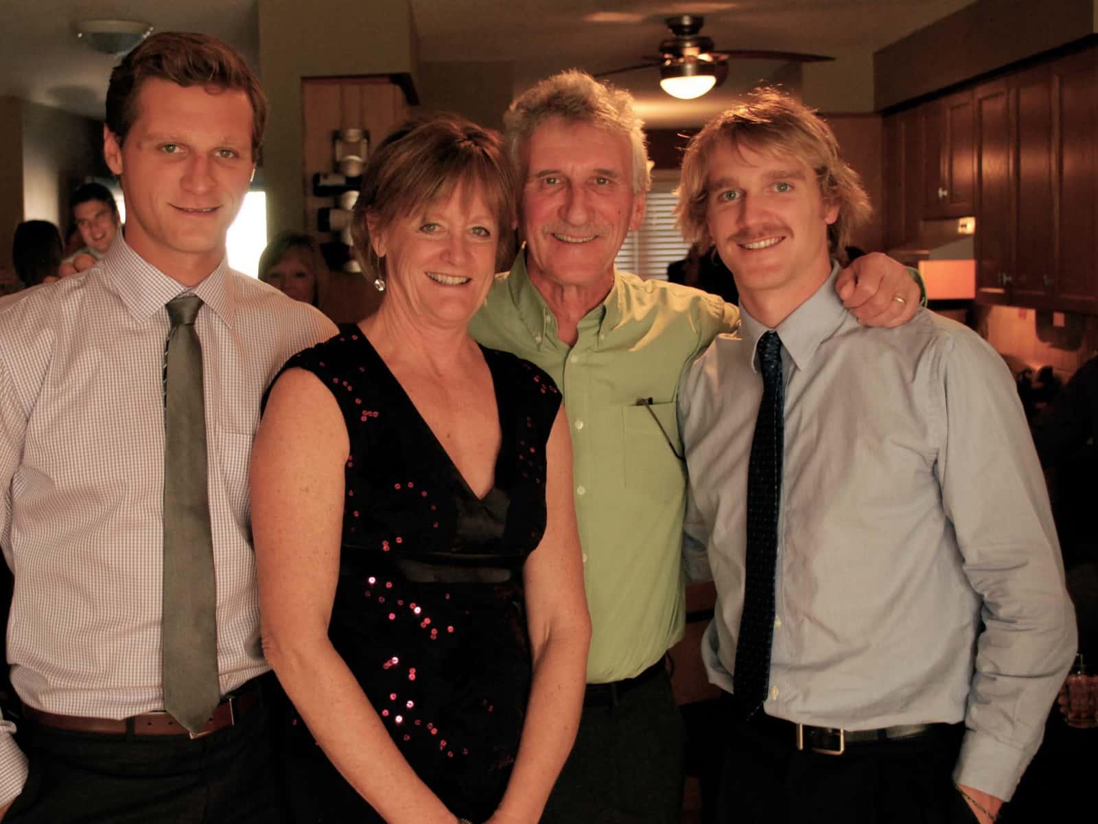 Jim & Fran from Collingwood, Ontario, Canada