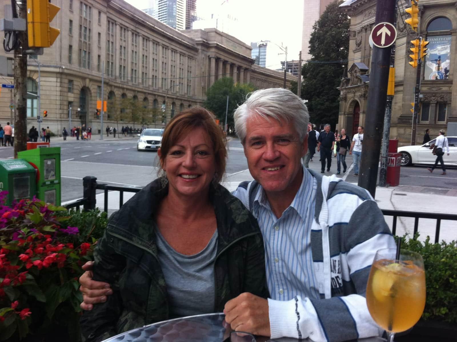 Tracy & John from Clarington, Ontario, Canada