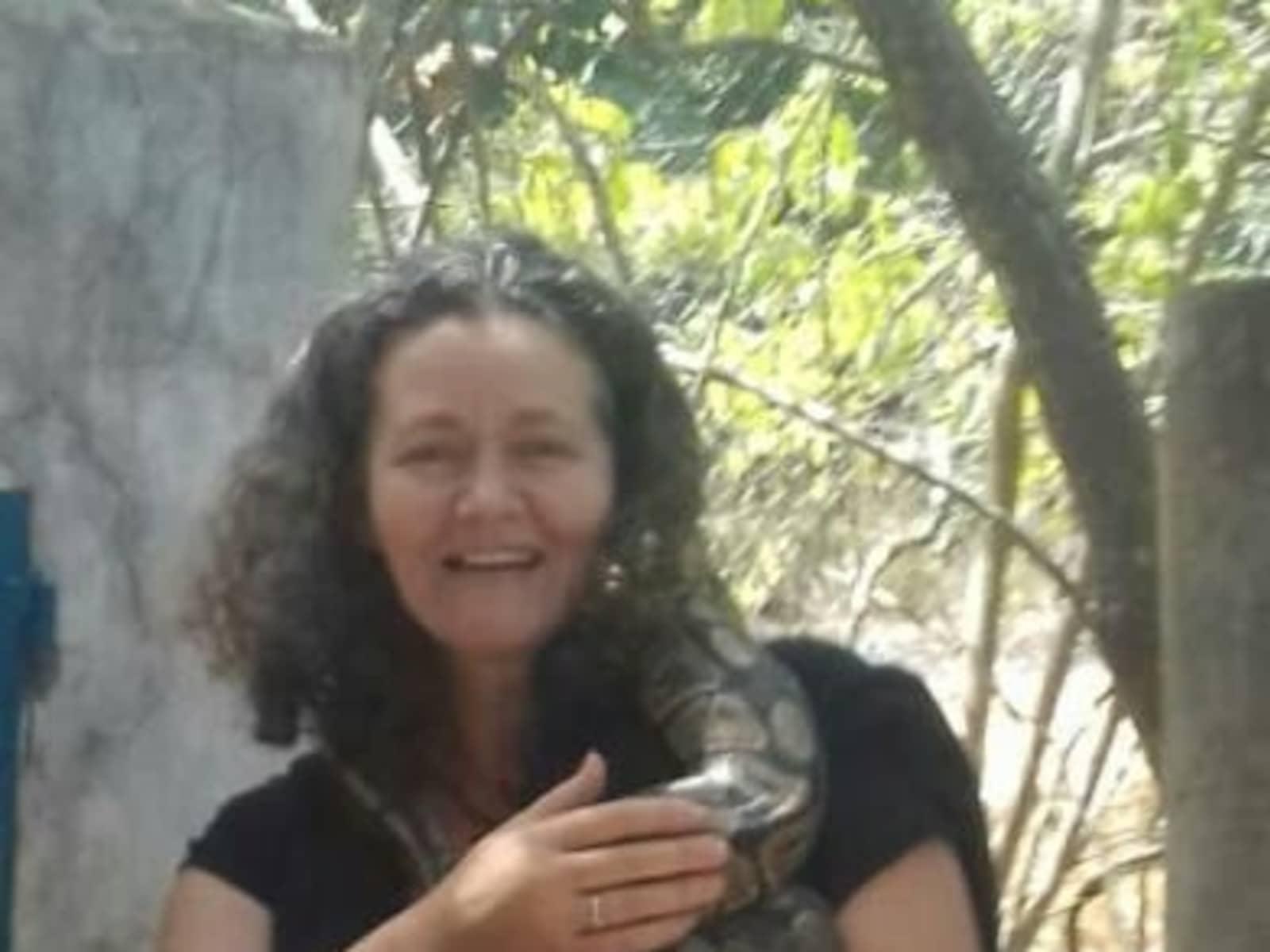 Alison from Rotorua, New Zealand