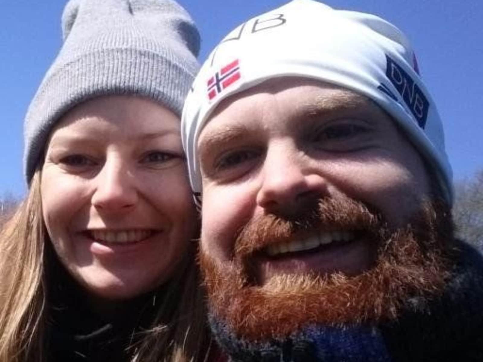 Anders & Marita from Vancouver, British Columbia, Canada