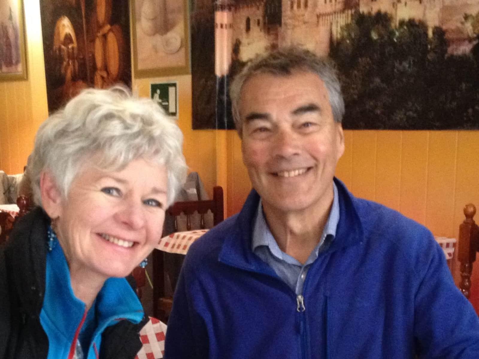 Geoffrey & merilyn & Merilyn from Hobart, Tasmania, Australia