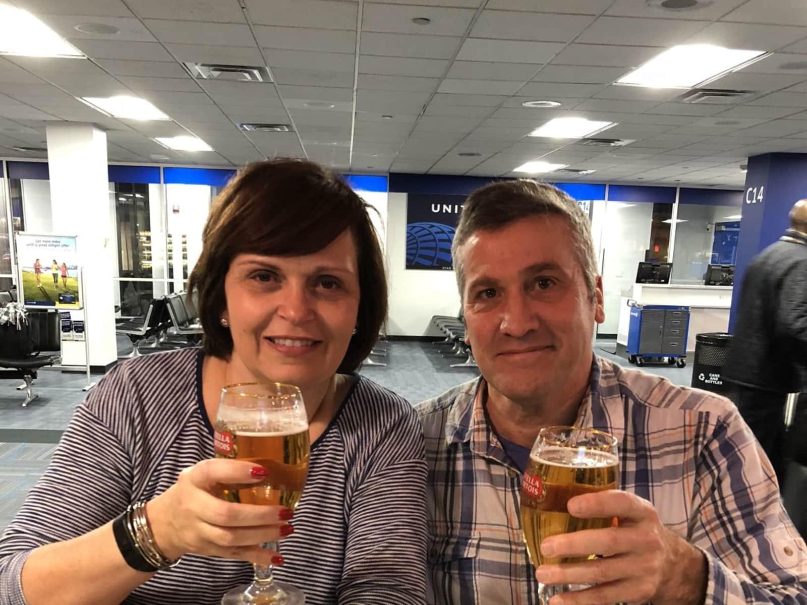 Jerry & Melissa from Valletta, Malta
