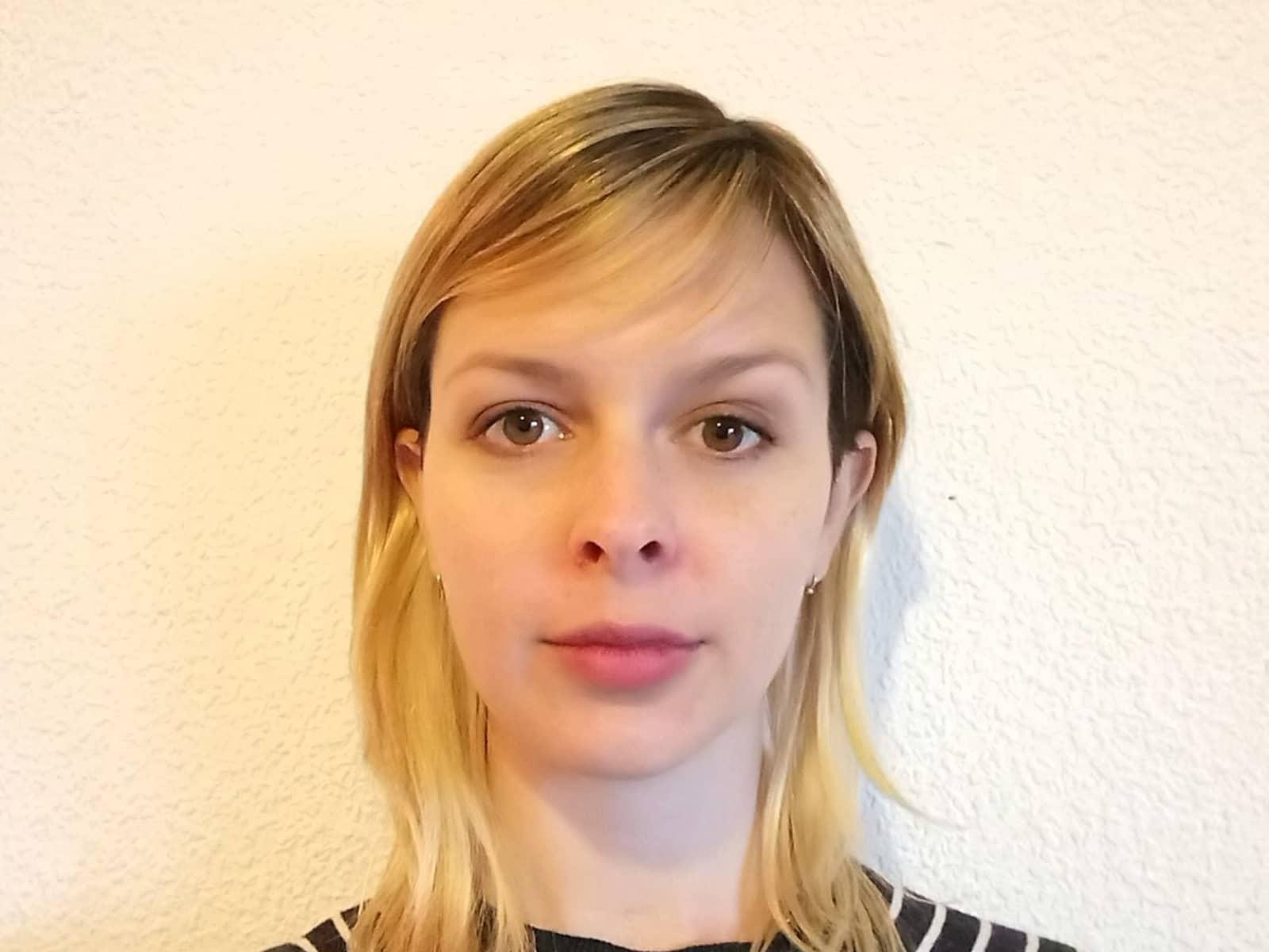 Nadine from Barcelona, Spain