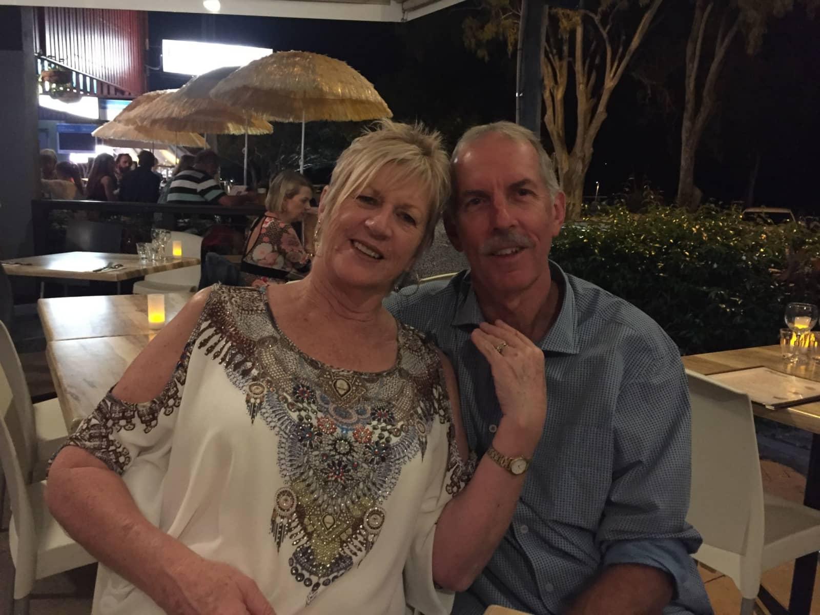 Kaye & Roy from Noosaville, Queensland, Australia