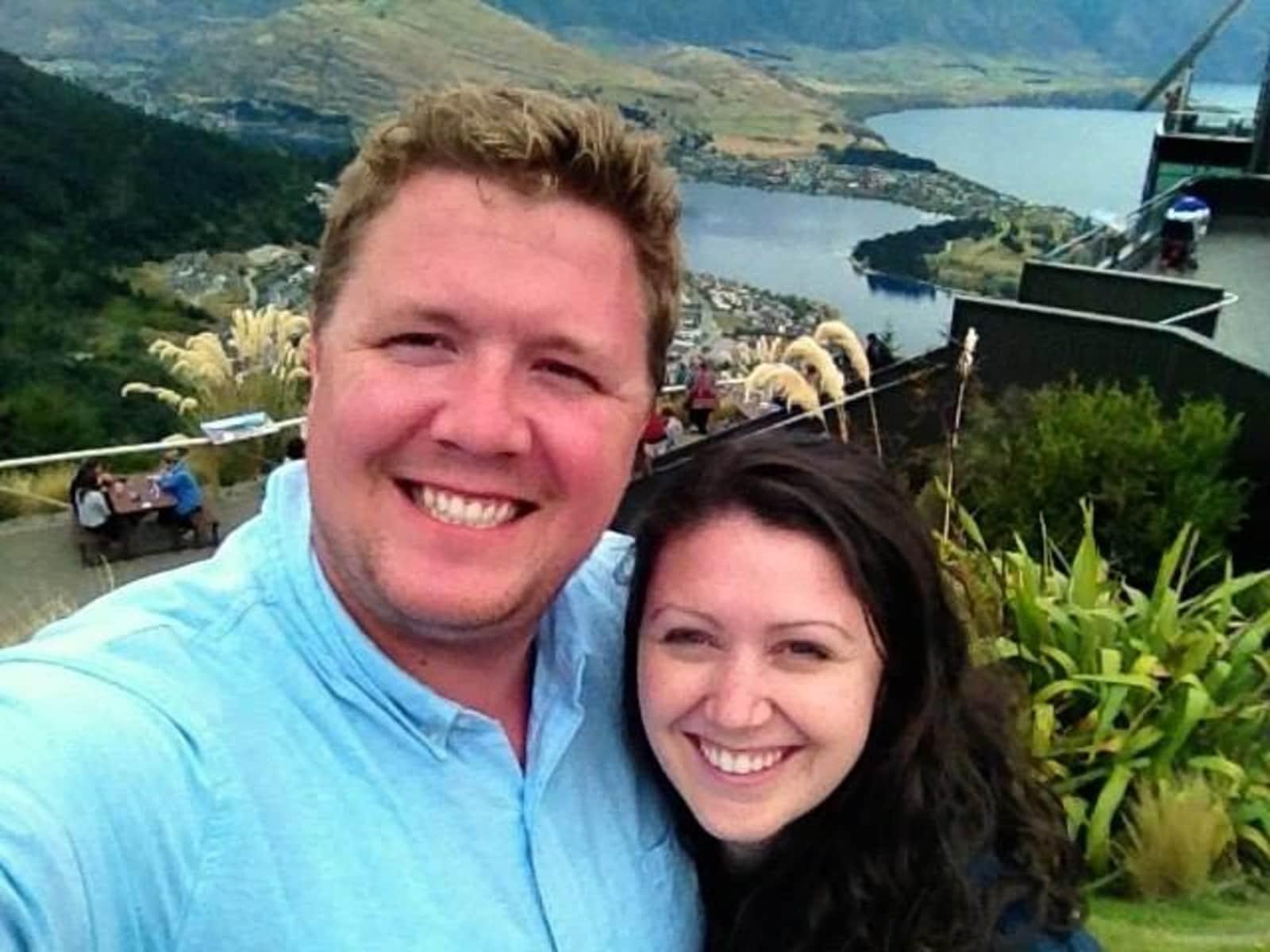 Danielle & Brydon from Ottawa, Ontario, Canada