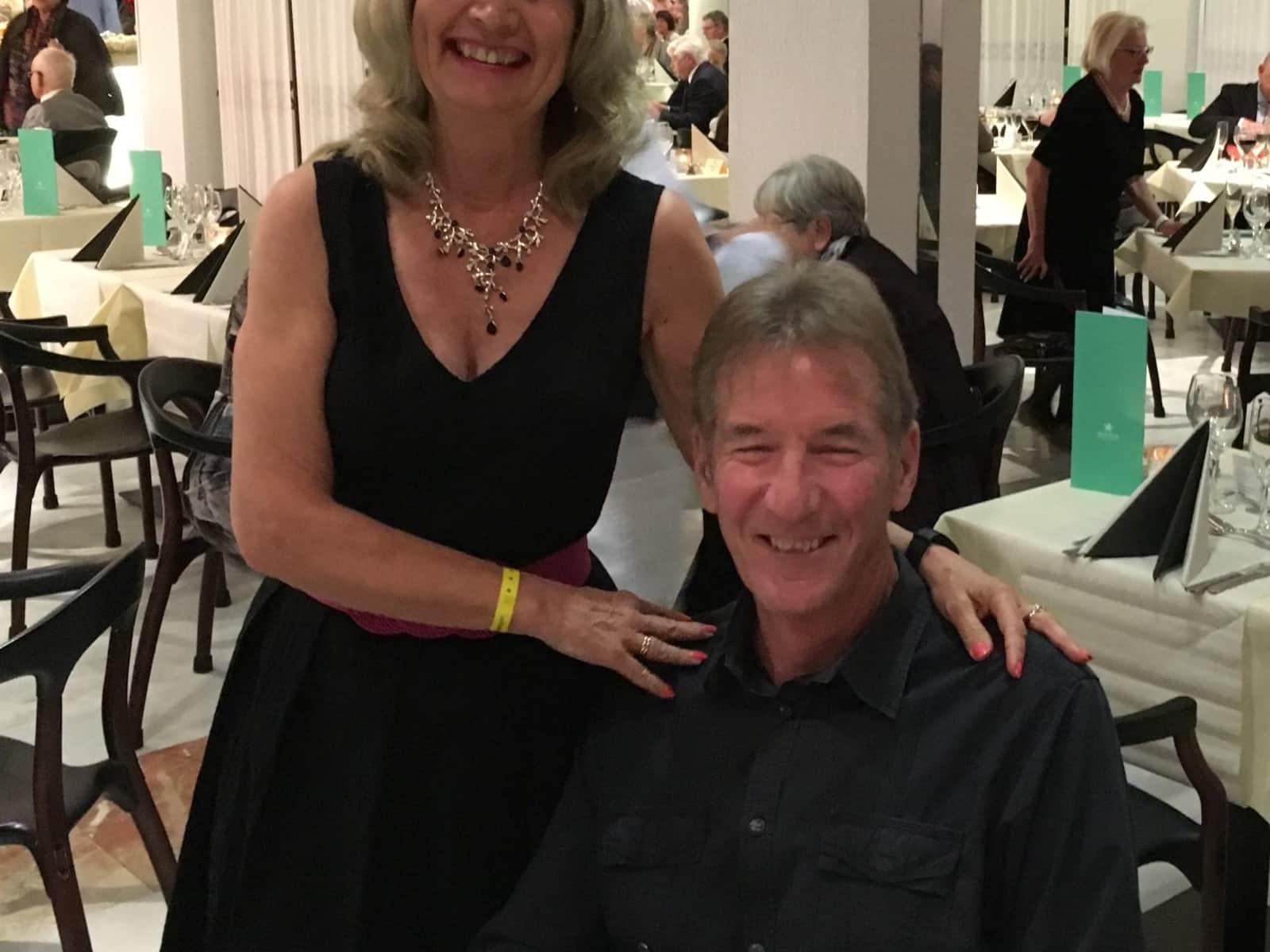 Brenda & Robert from Calahonda, Spain