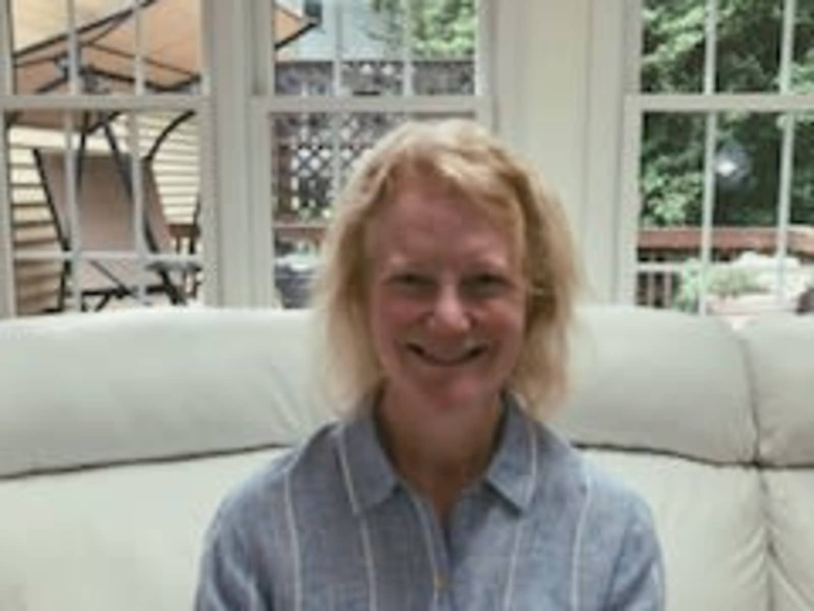 Mary from Fairfax Station, Virginia, United States