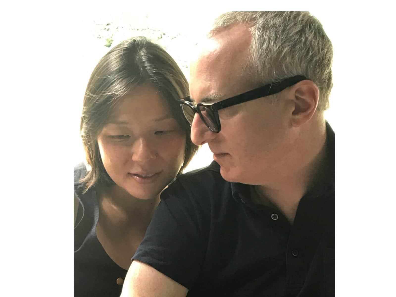 Jen & Dan from Los Angeles, California, United States