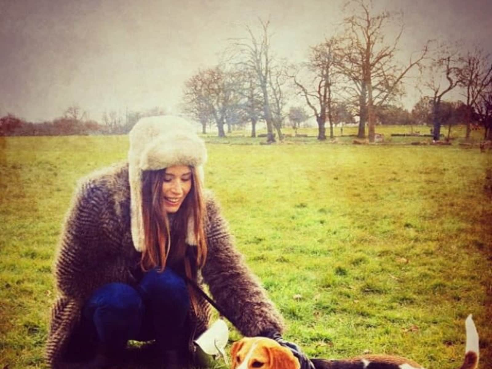 Lisa from London, United Kingdom