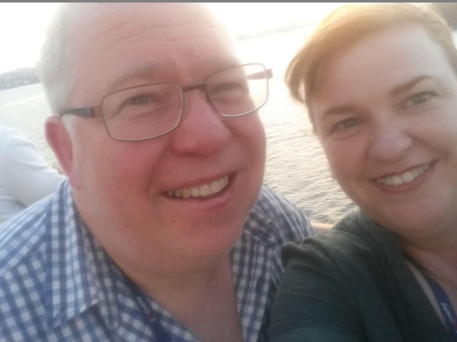 Beth & Jonathan from Canberra, Australian Capital Territory, Australia