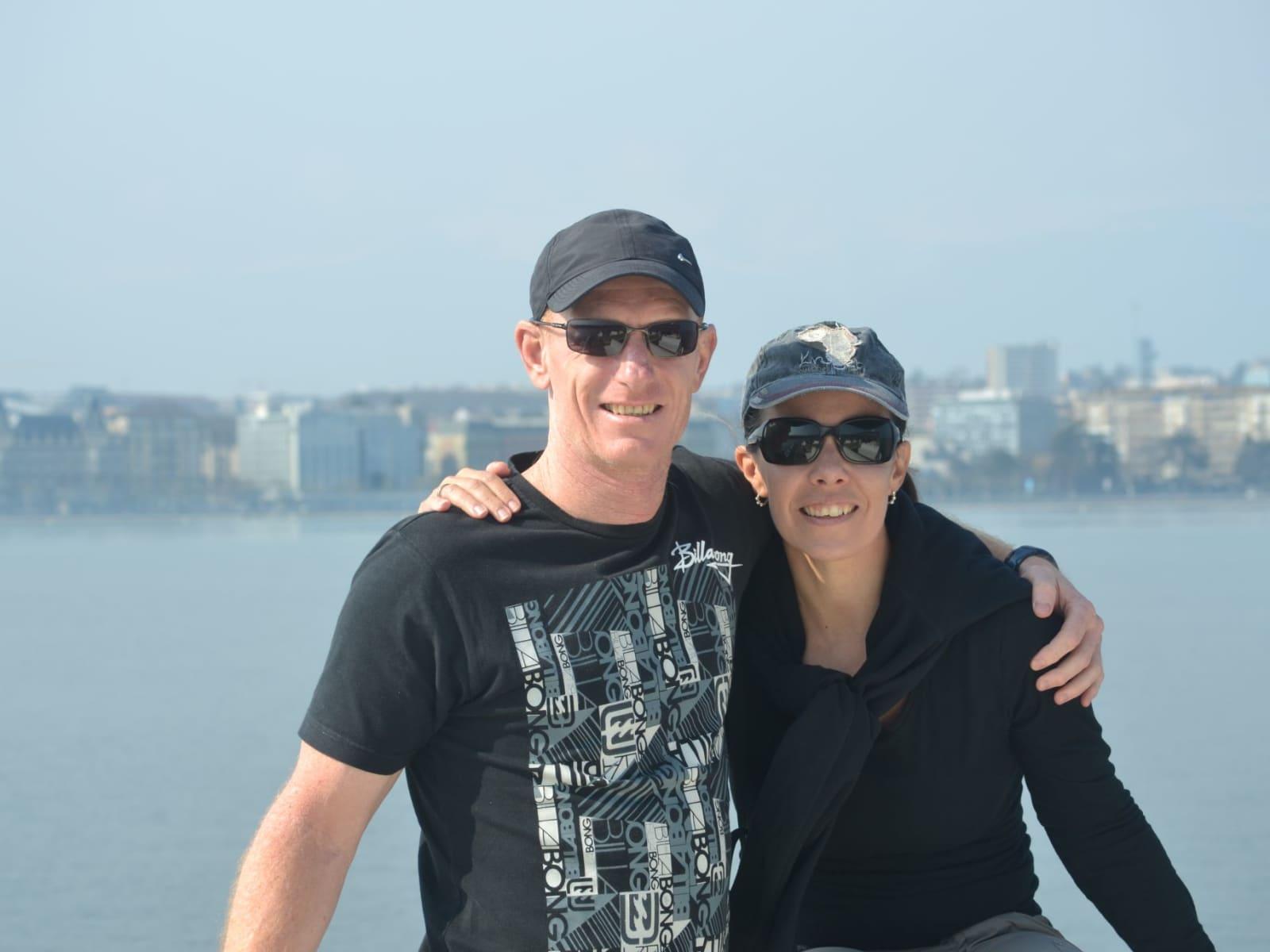 Ivone & Hein from Johannesburg, South Africa