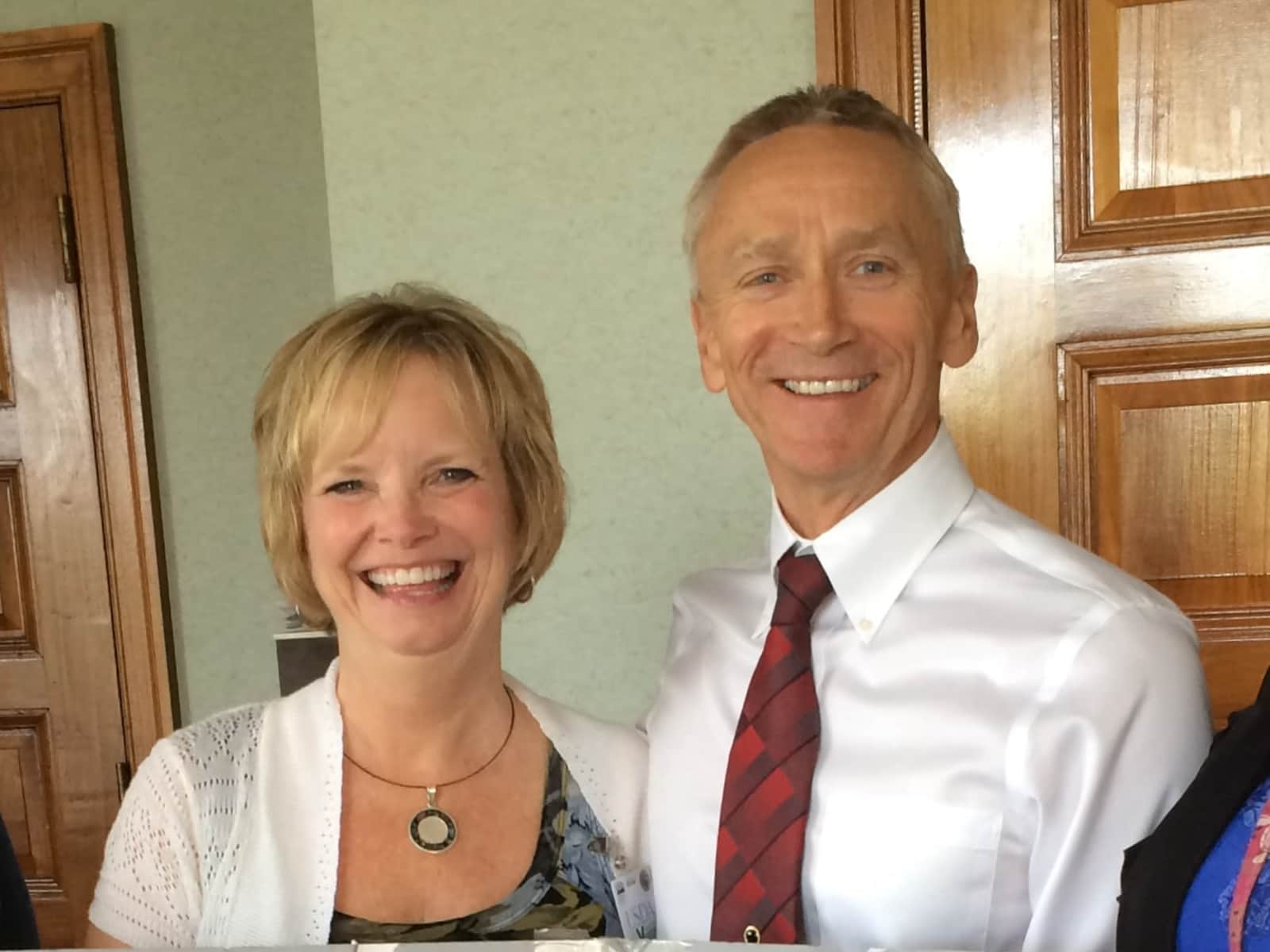 Charles & Jayne from Aitkin, Minnesota, United States