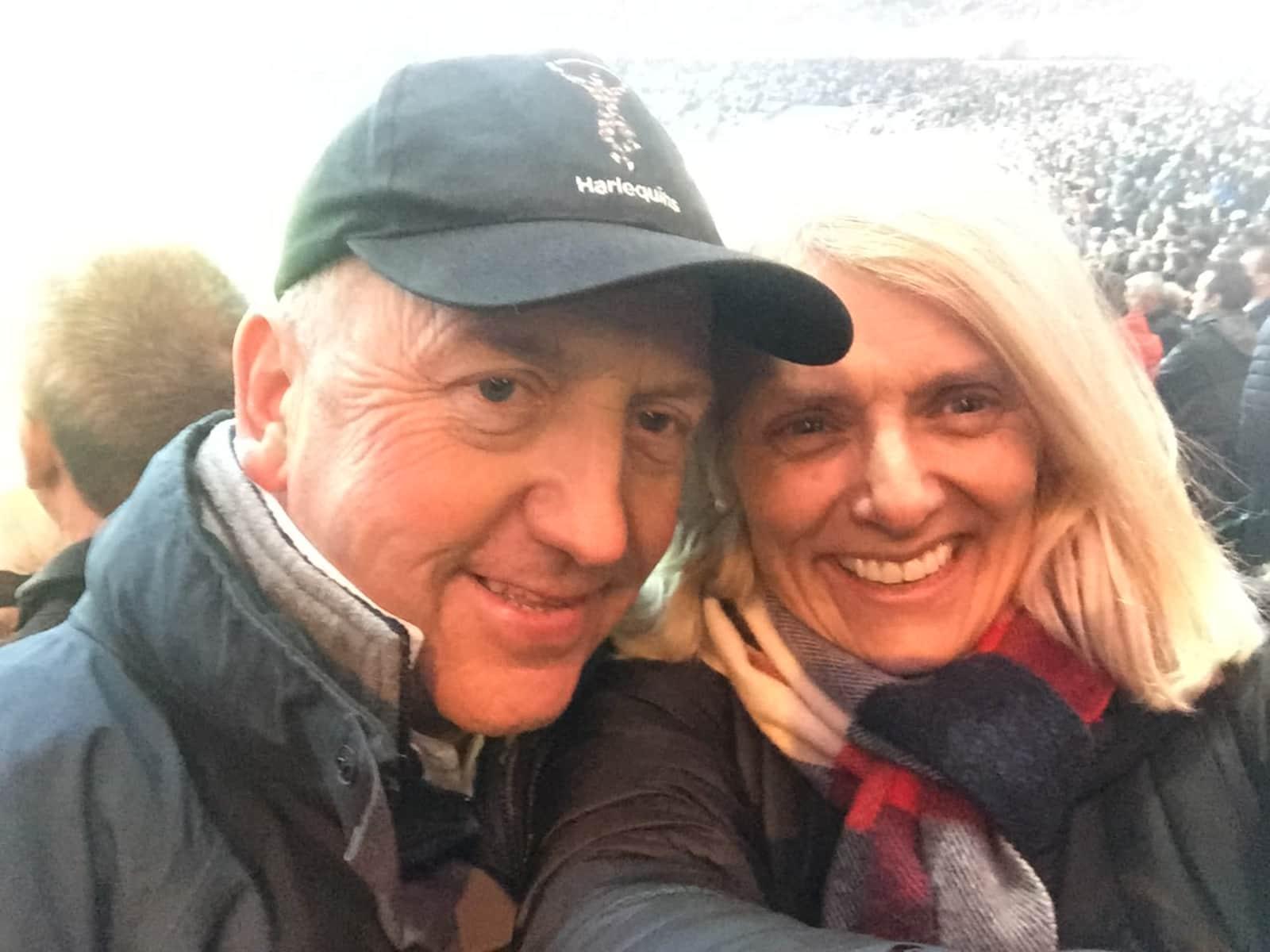 Debbie and david & David from Walton-on-Thames, United Kingdom