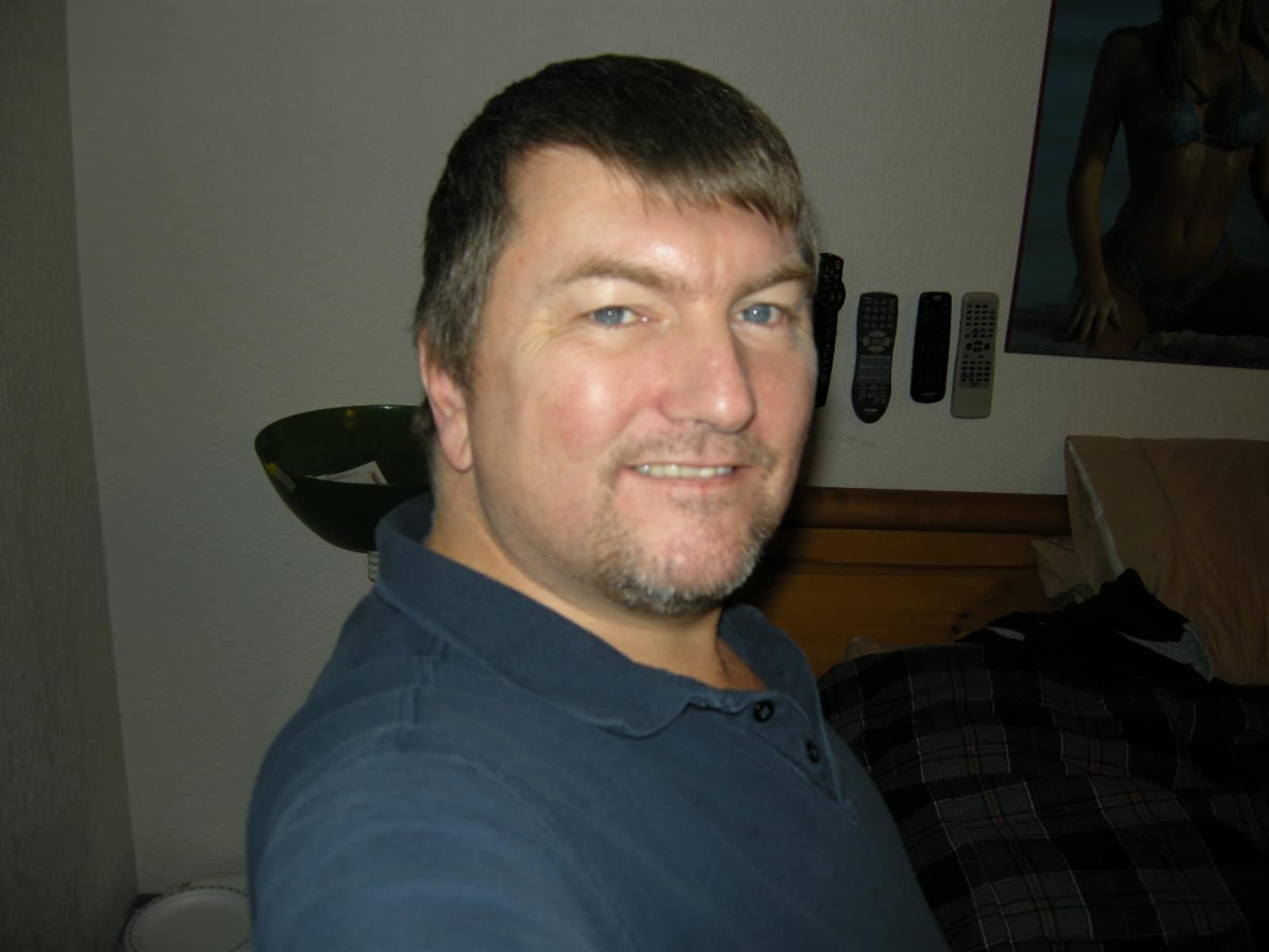 Stephen from Victoria, British Columbia, Canada