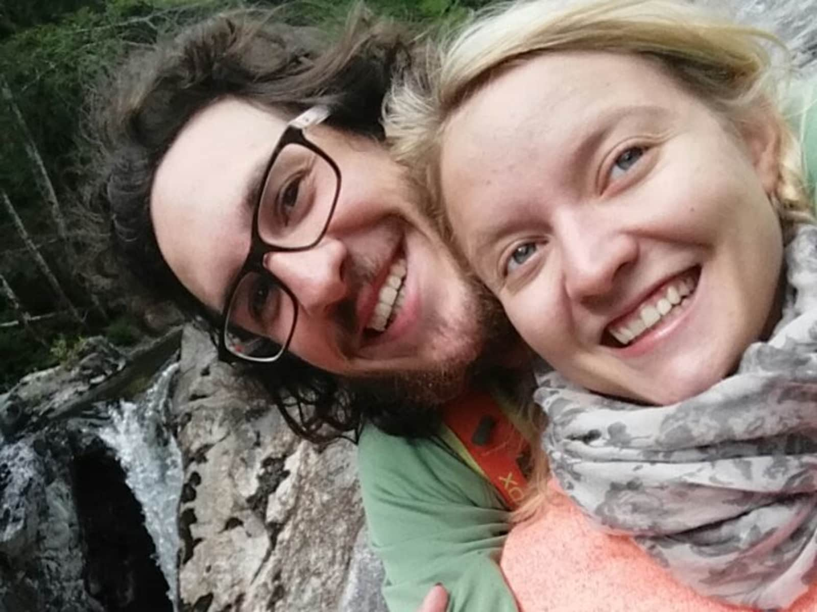 Juliana & Marcel from Kempten (Allgäu), Germany