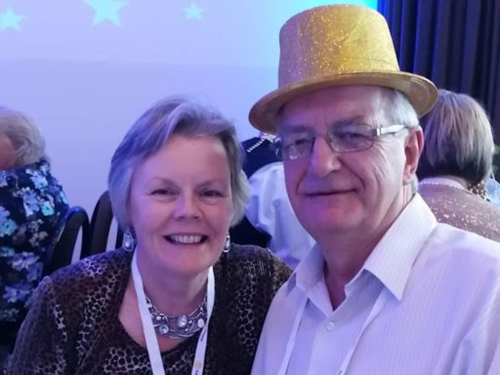 Lynne & Ross from Maffra, Victoria, Australia