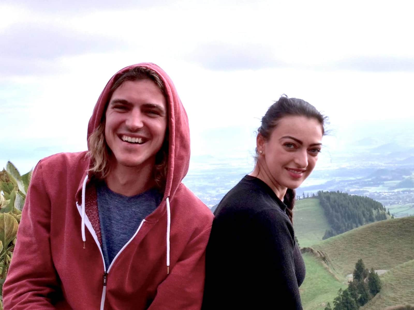 Lucie & Petr from Karviná, Czech Republic