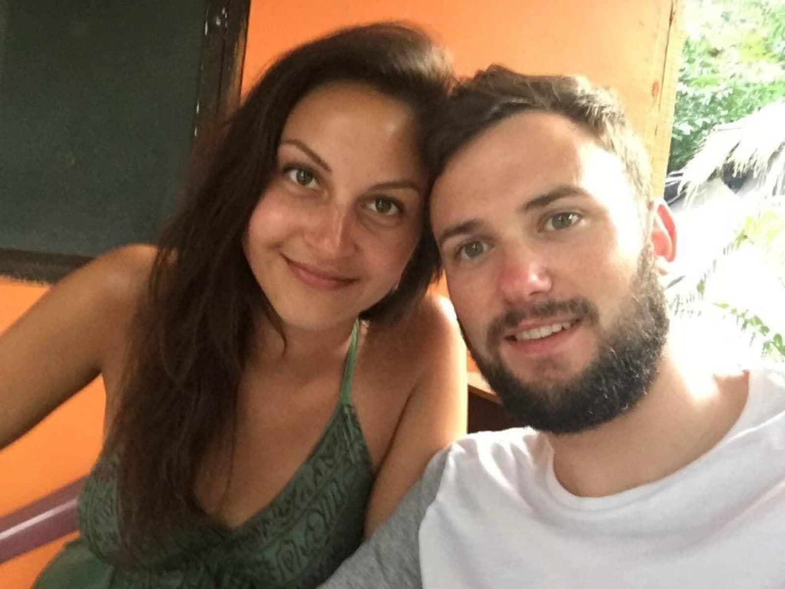 Jessica & Ryan from Cambridge, United Kingdom