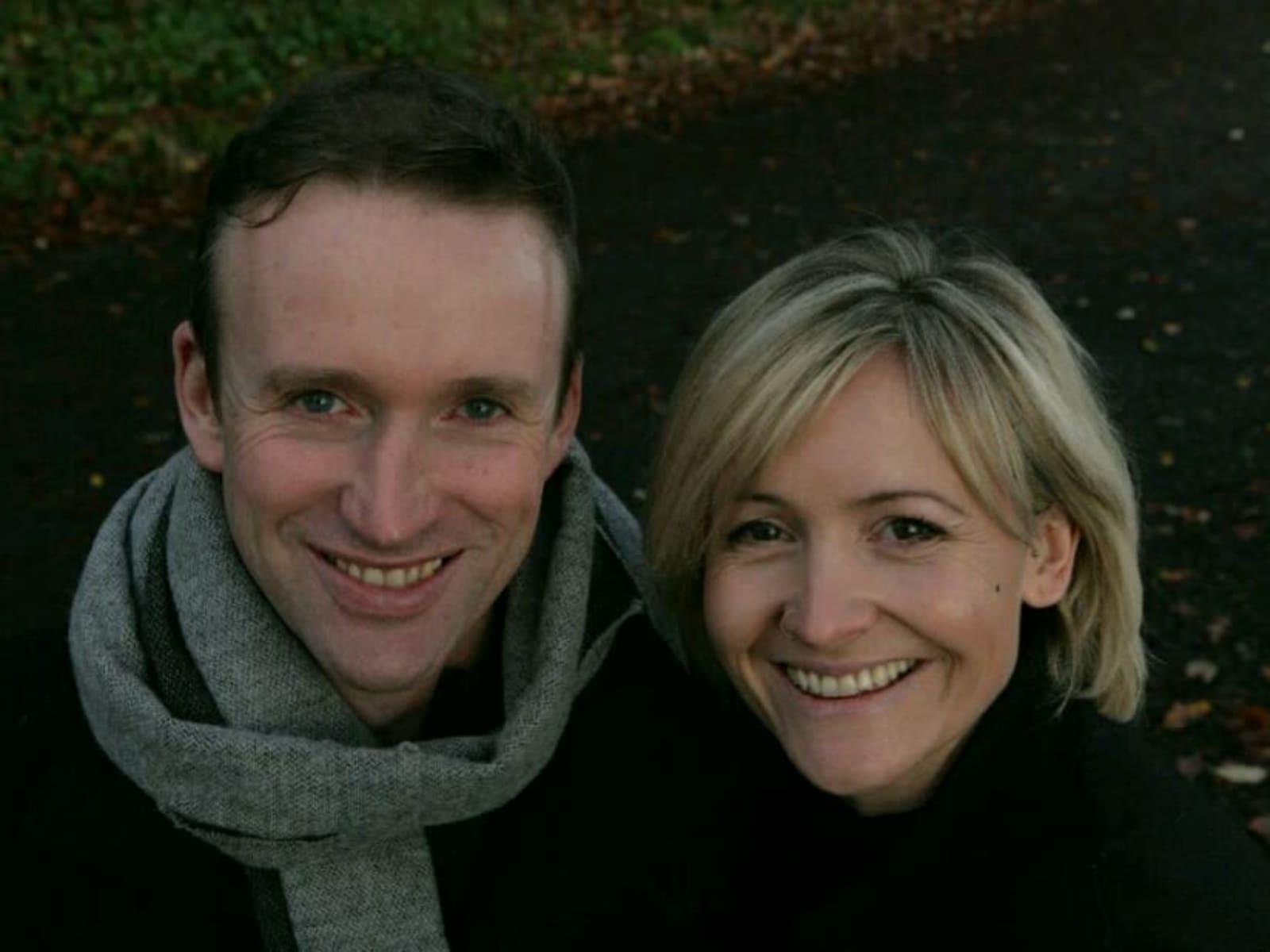 Liane & Stephen from Ballina, Ireland