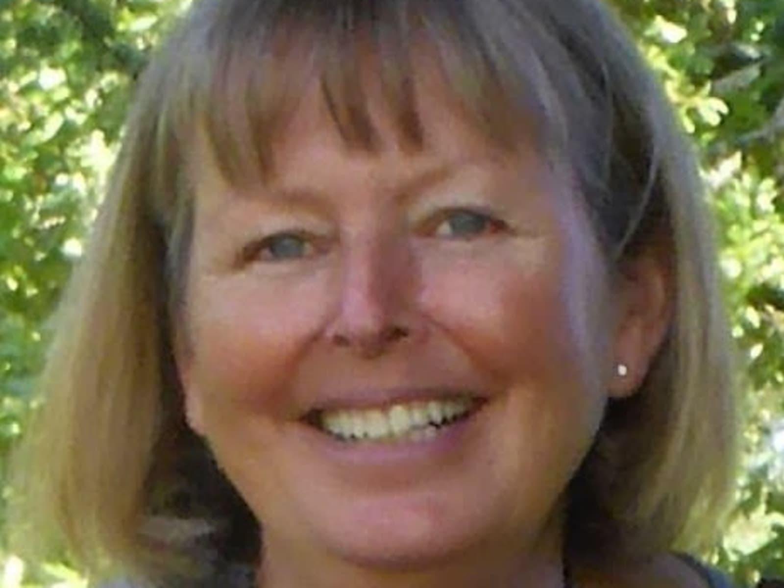 Margaret from Newton Abbot, United Kingdom