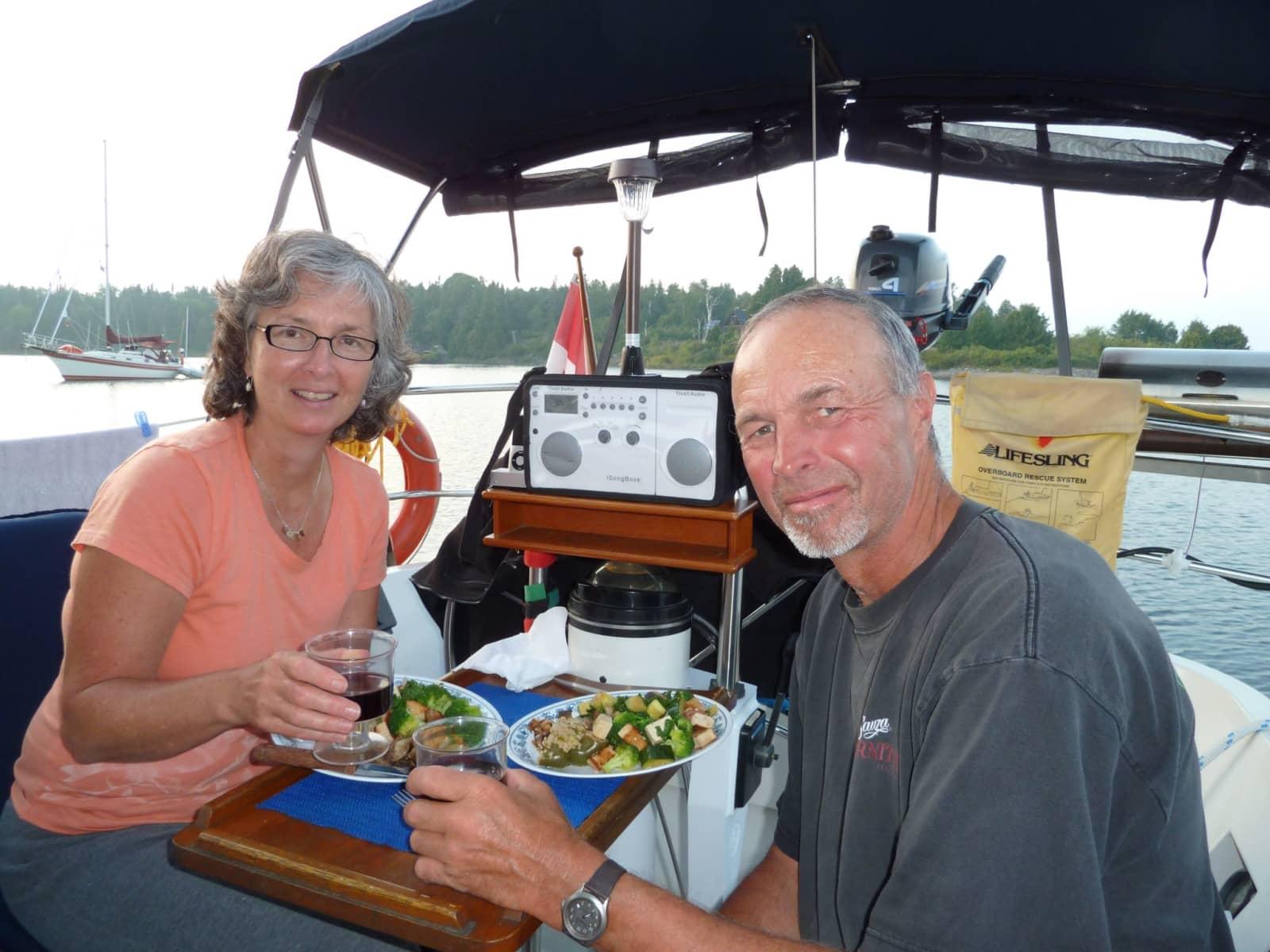 Rob & Jan from Owen Sound, Ontario, Canada